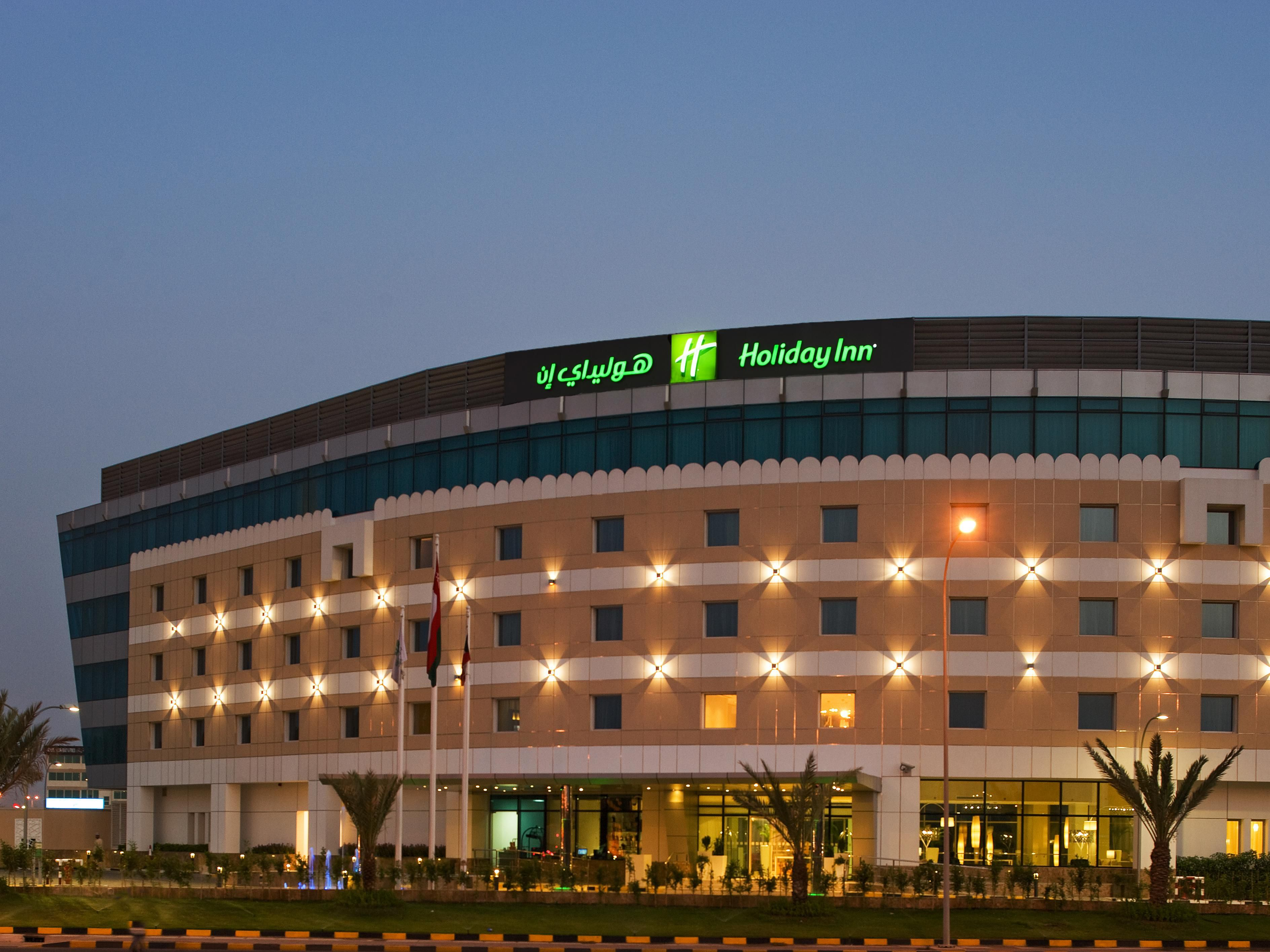 Stay Different - Holiday Inn Muscat Al Seeb