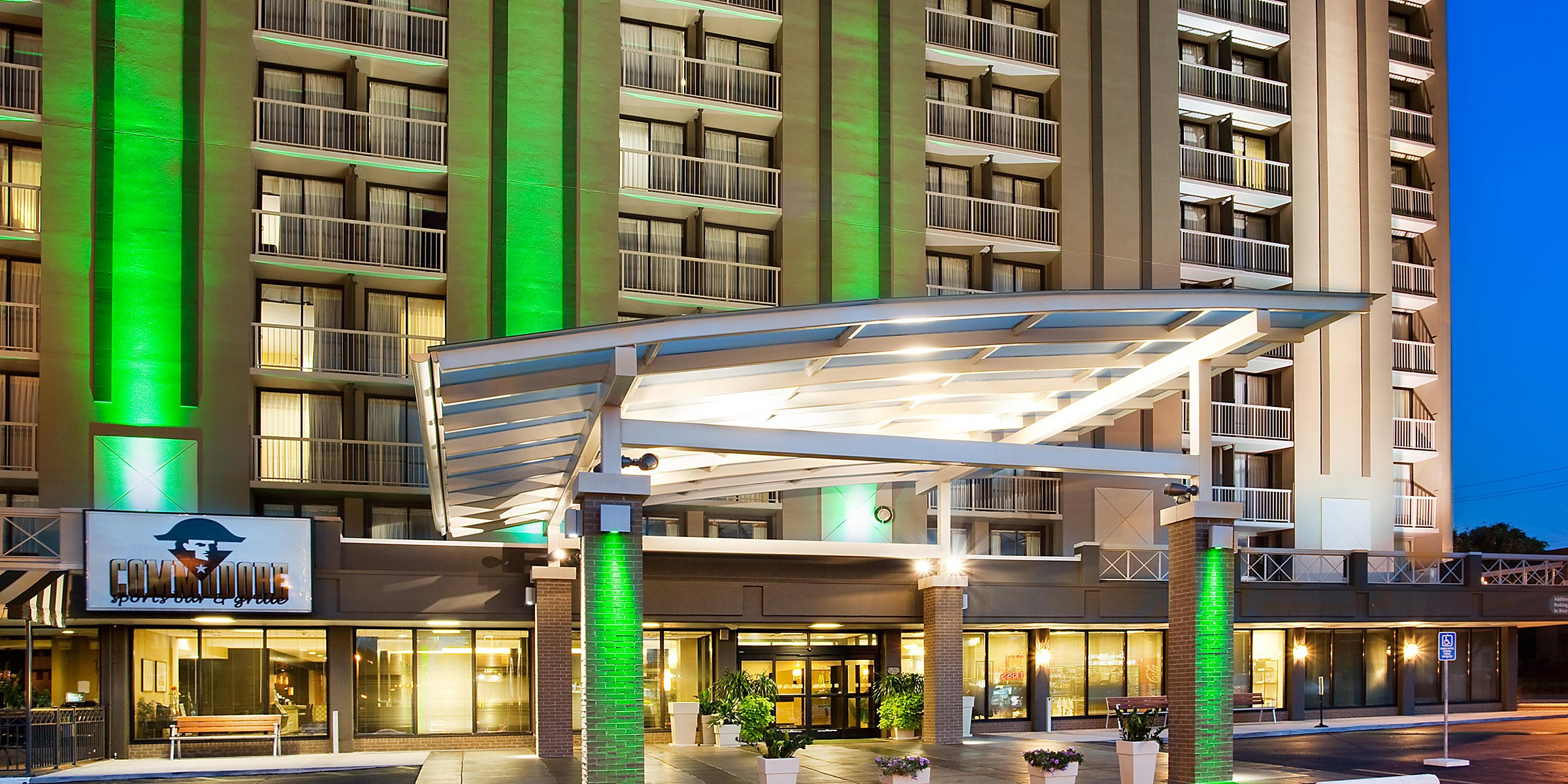 Nashville Hotels Near Vanderbilt University | Holiday Inn