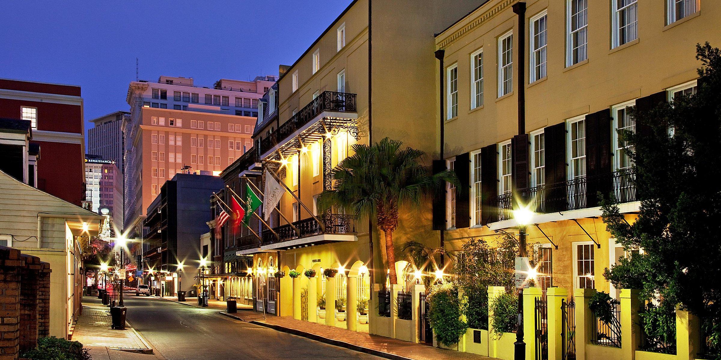 Hotels in French Quarter | Holiday Inn French Quarter-Chateau LeMoyne
