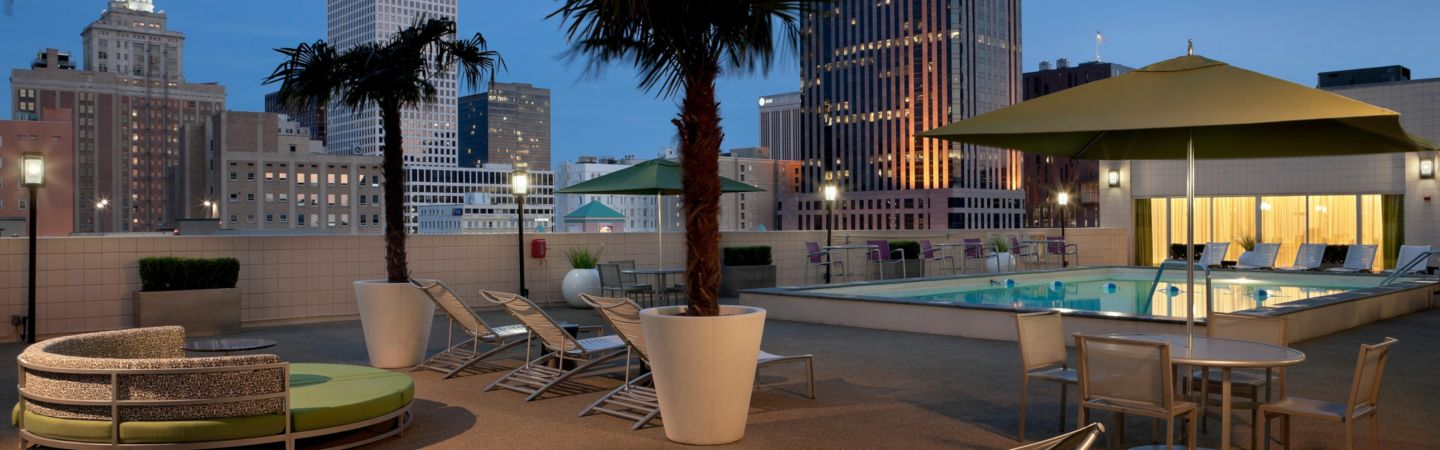 New Orleans Downtown Hotel Holiday Inn New Orleans Near the
