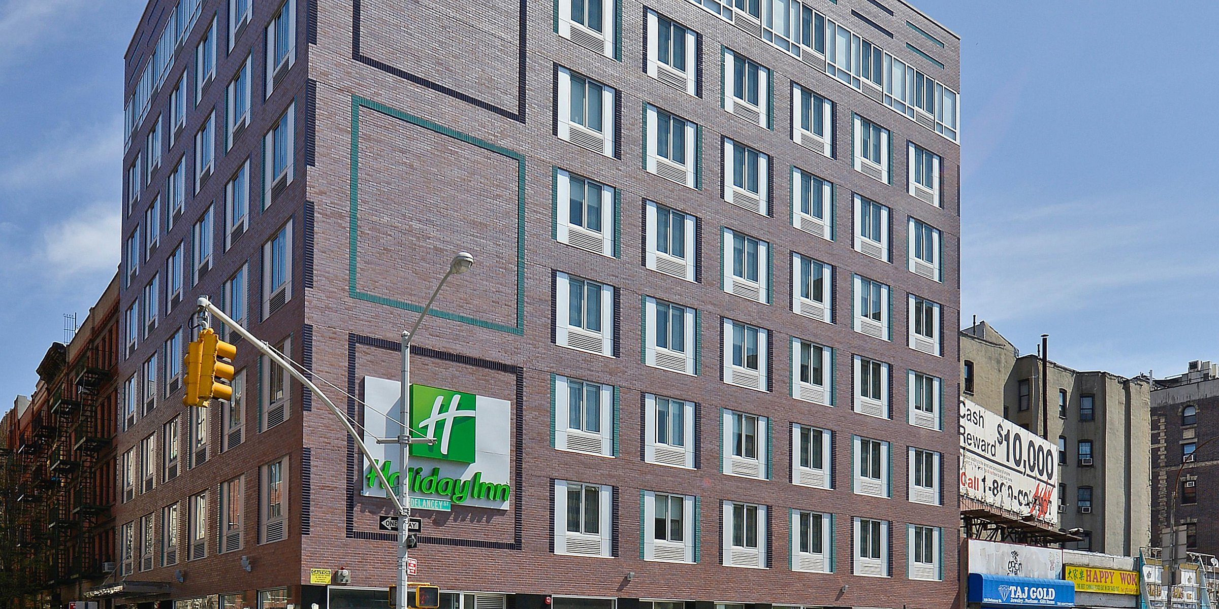 Downtown Manhattan Hotels | Holiday Inn NYC - Lower East Side