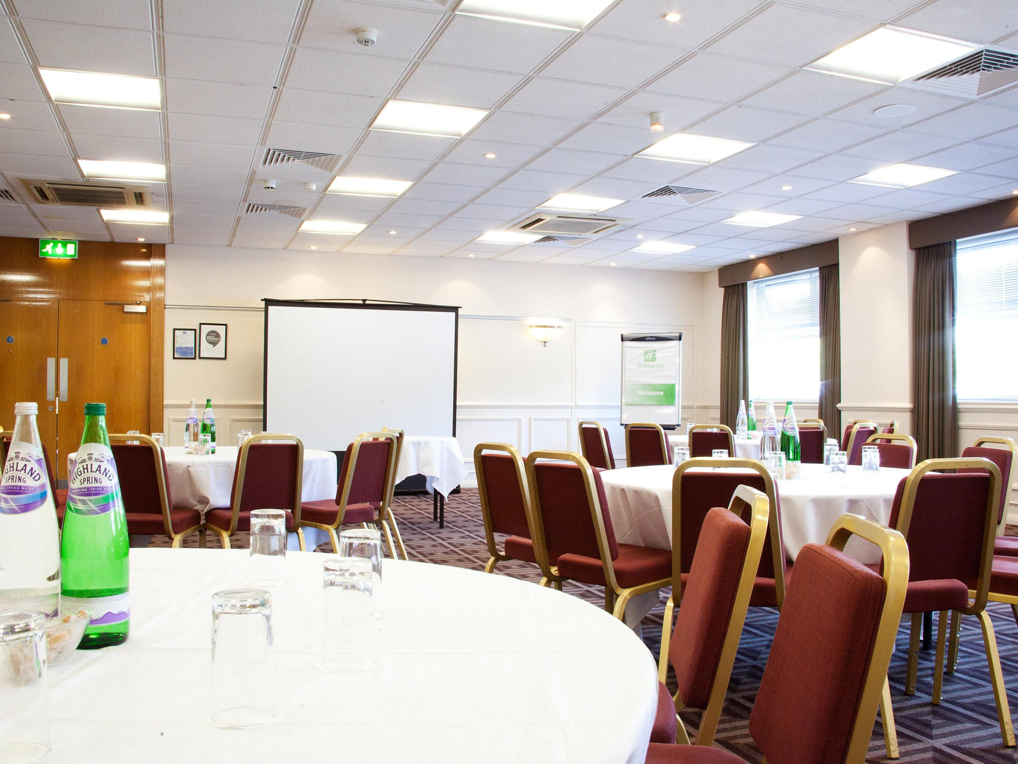 Ridley Suite set for a conference