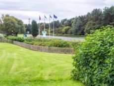 Holiday Inn Newcastle - Gosforth Park in Newcastle Under Lyme, United Kingdom