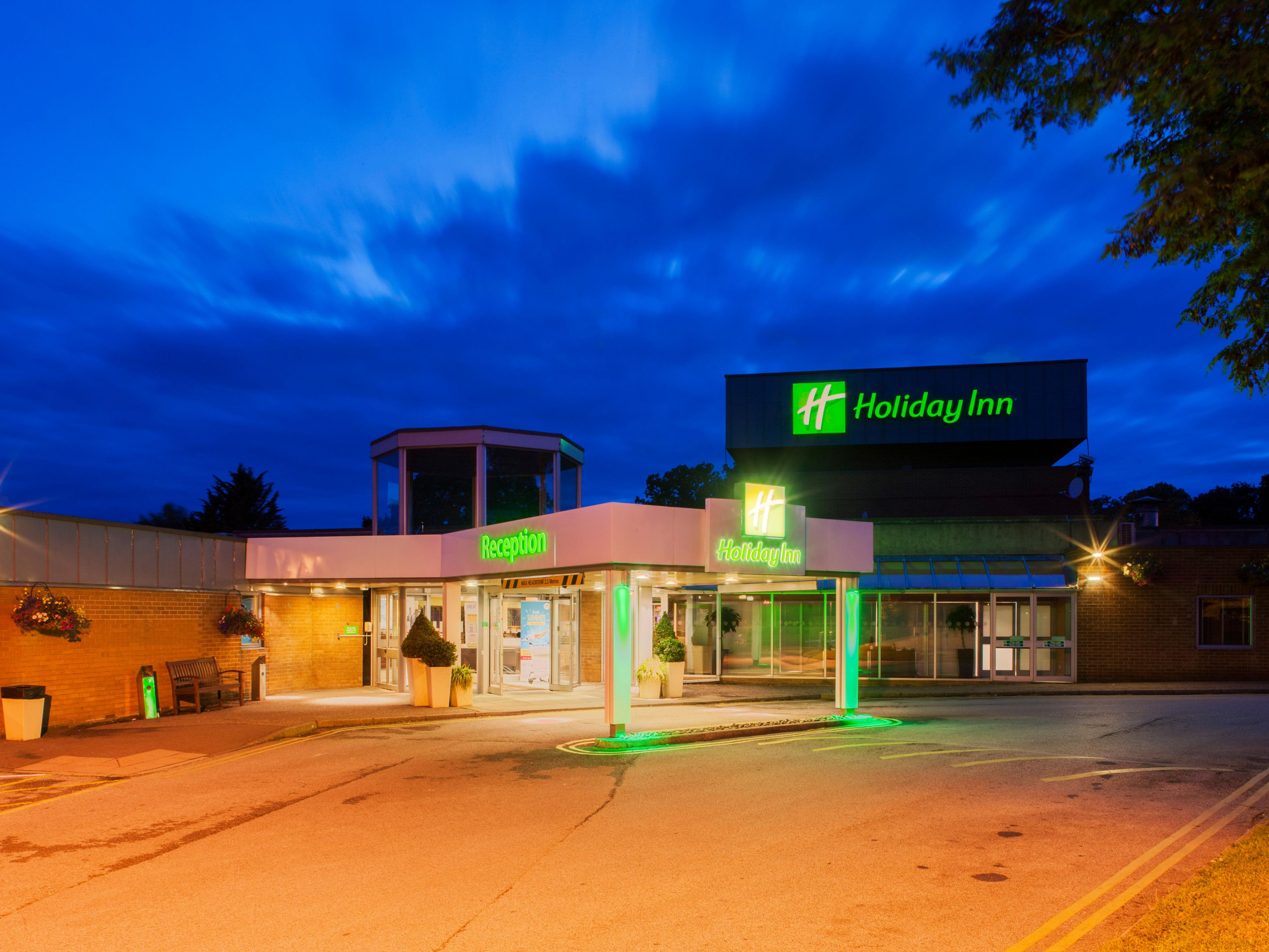Welcome to Holiday Inn Norwich