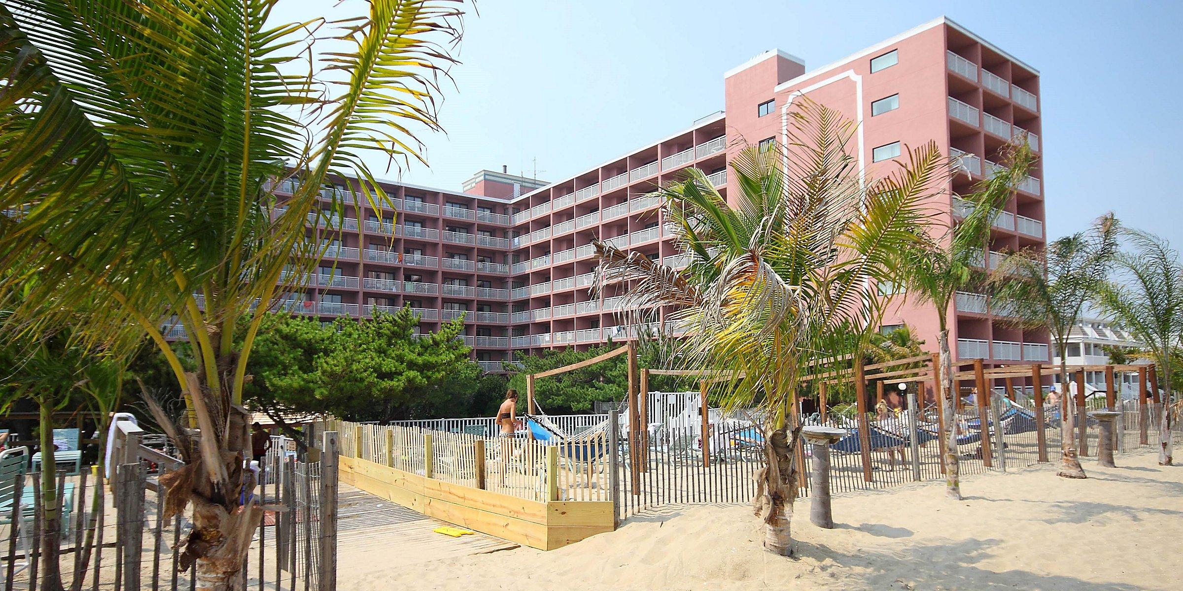 Hotels In Ocean City Md >> Ocean City Hotel Md Holiday Inn Ocean City