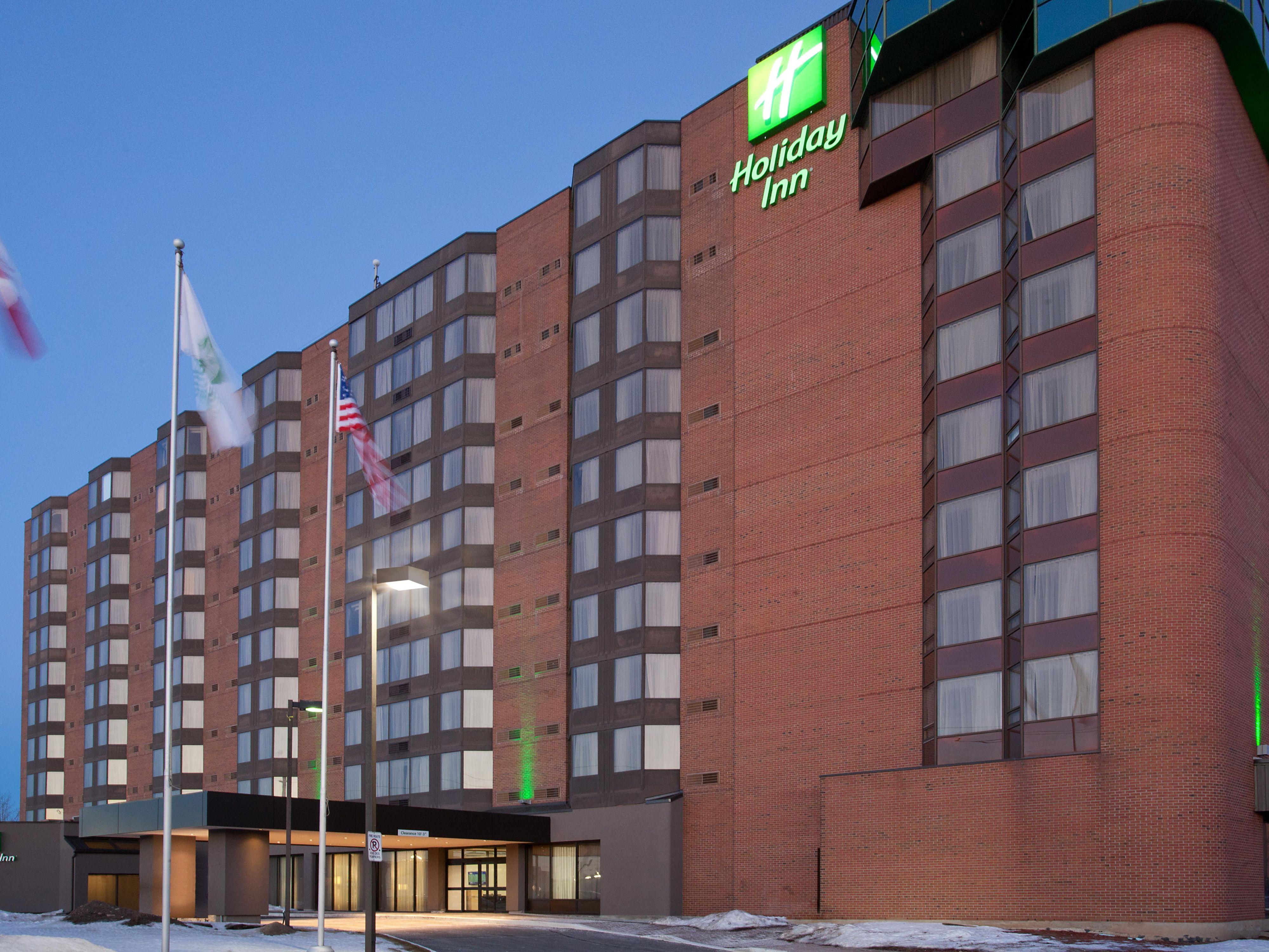 Hotel Albert St Ottawa