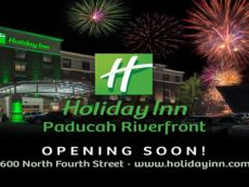 Holiday Inn Paducah Riverfront in Paducah, Kentucky