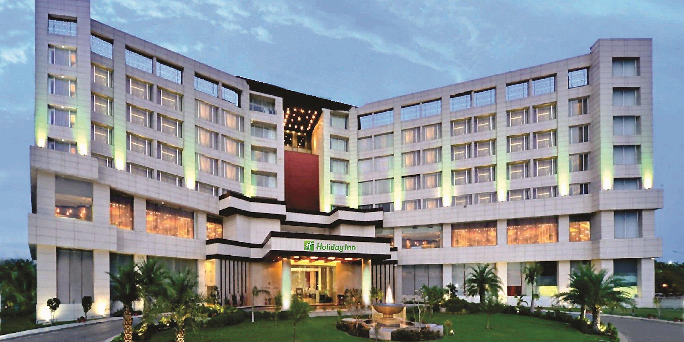 Carte Inde Chandigarh.Holiday Inn Chandigarh Panchkula Hotel By Ihg