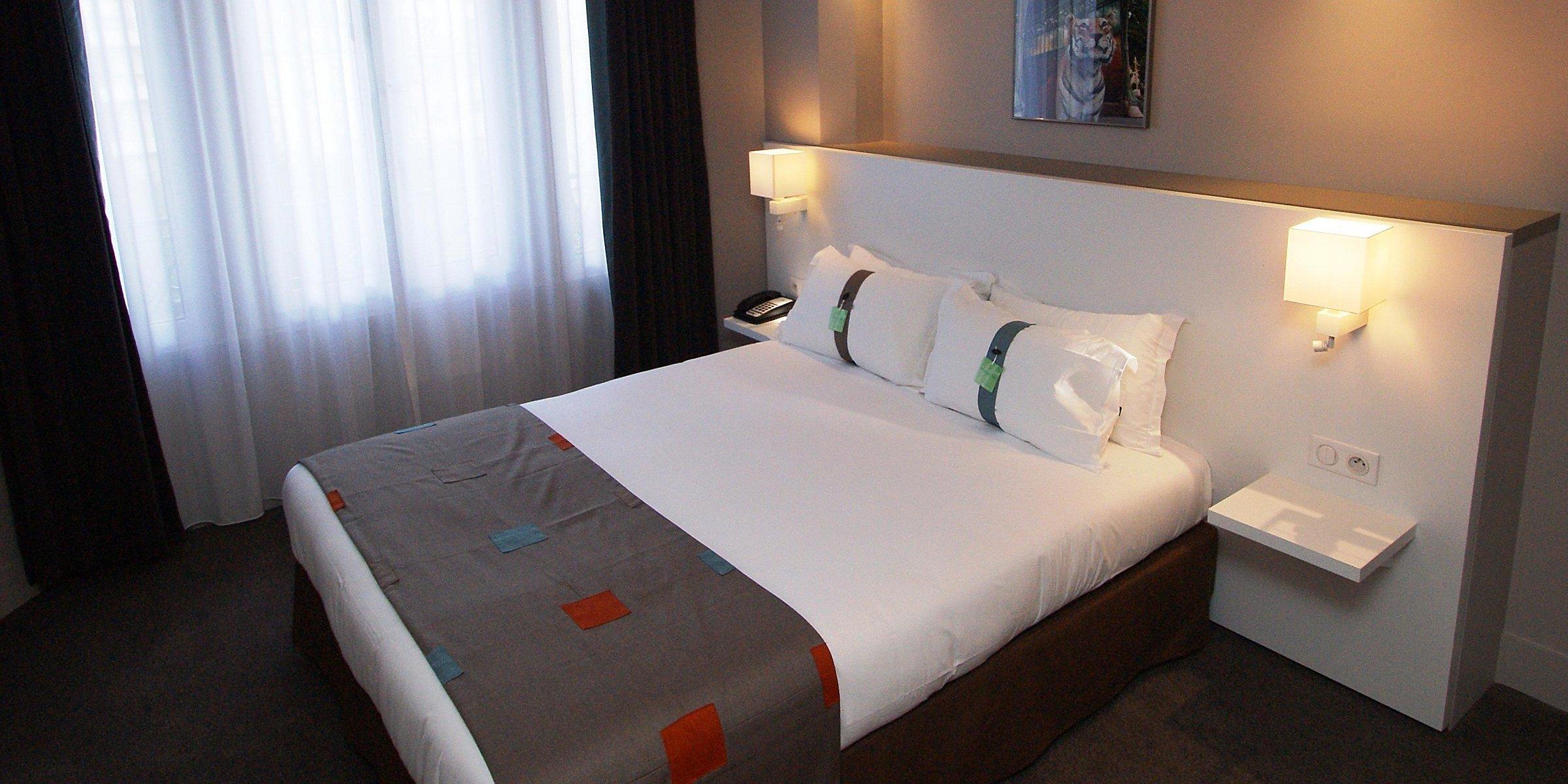 Family-Friendly Hotels Near Roland Garros   Holiday Inn
