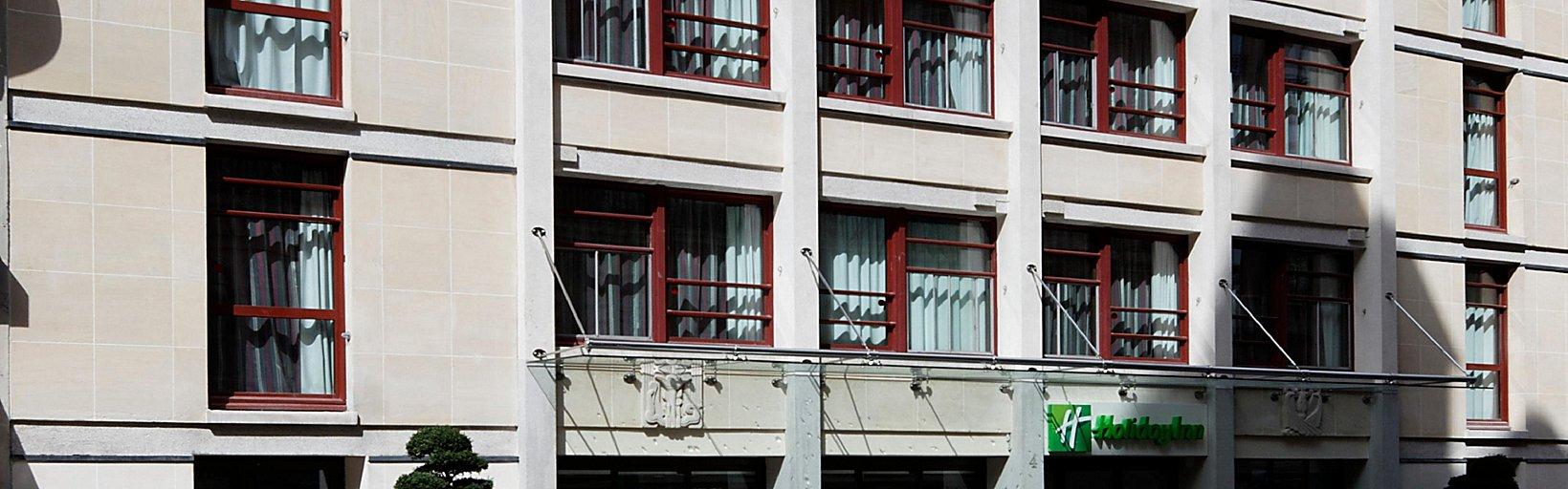 Hôtels à Quartier Latin Près De Notre Dame Holiday Inn