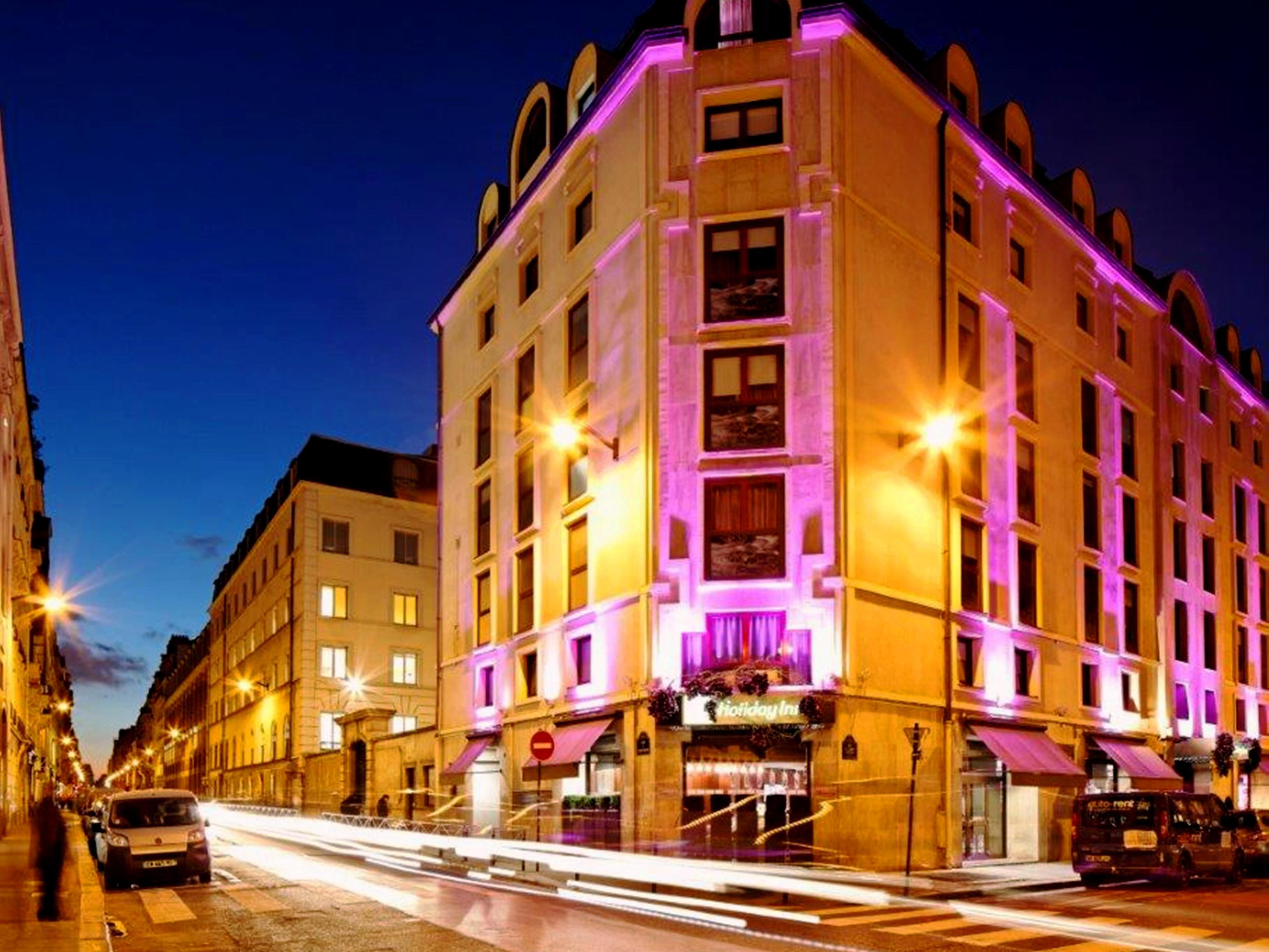 Welcome to the Hotel Holiday Inn Paris Saint Germain des Prés !