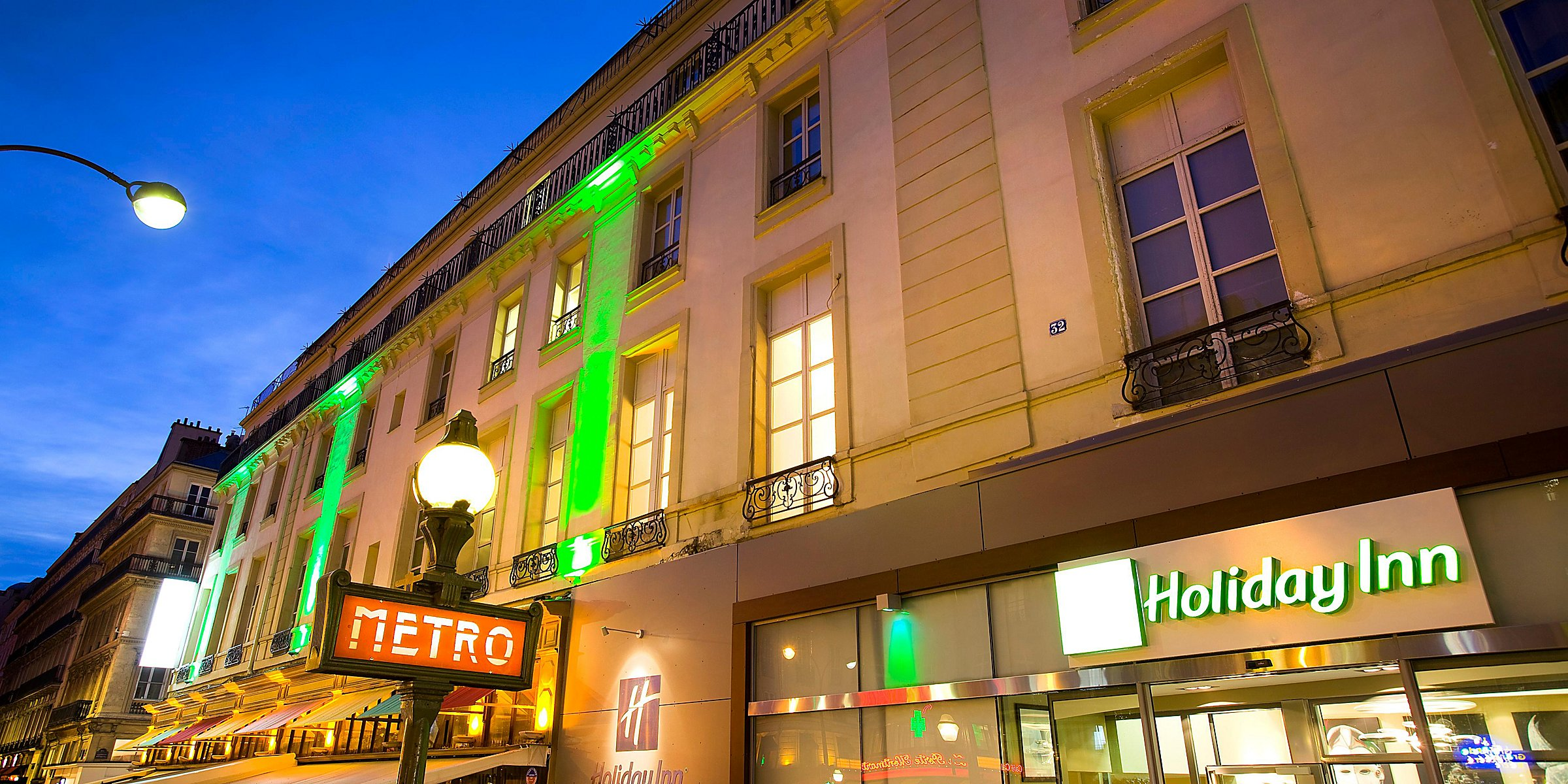 Family-Friendly Hotels In 2nd Arrondissement   Holiday Inn