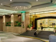 Holiday Inn Manila Galleria in Makati, Philippines