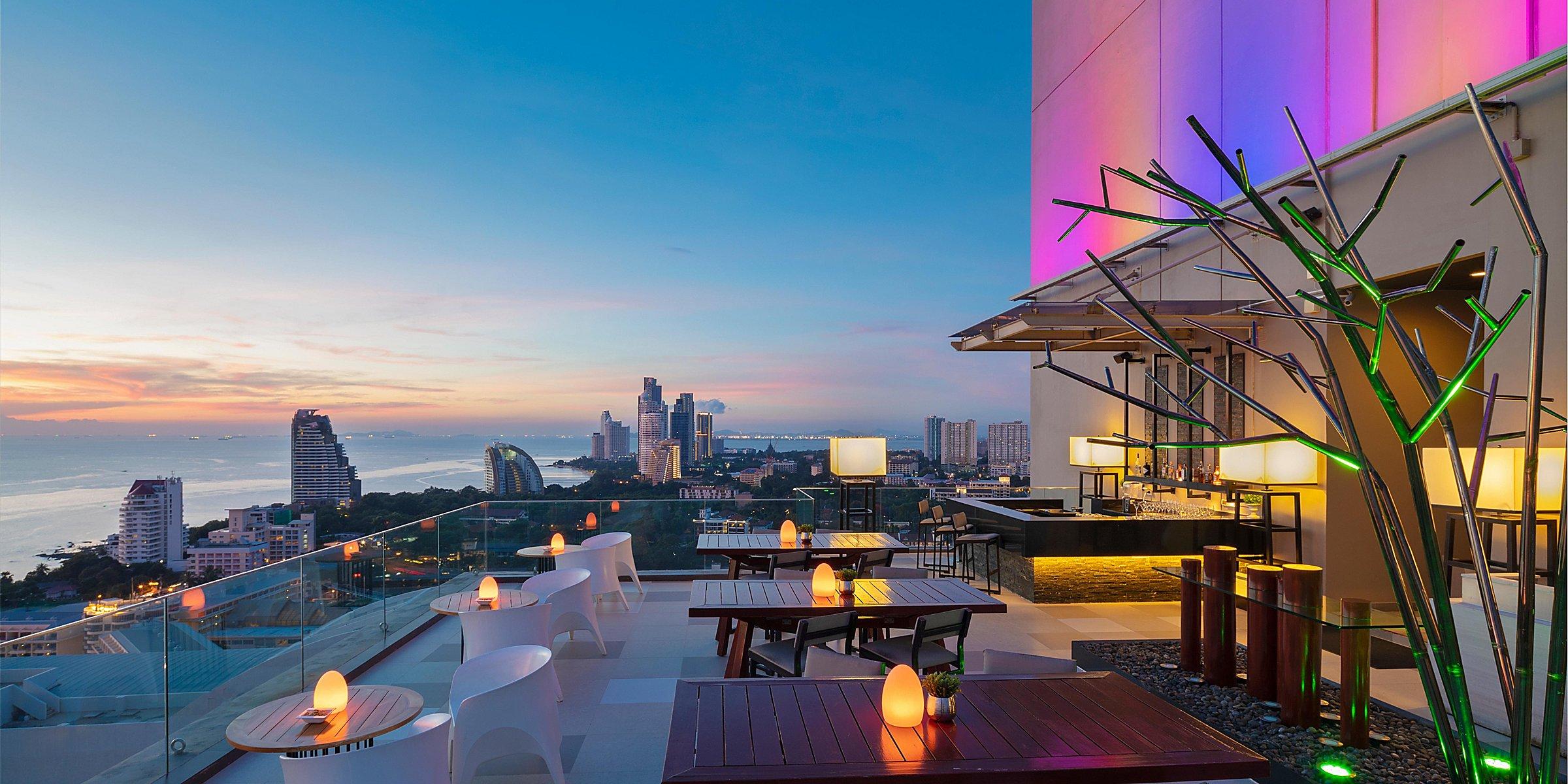 best beach hotel pattaya