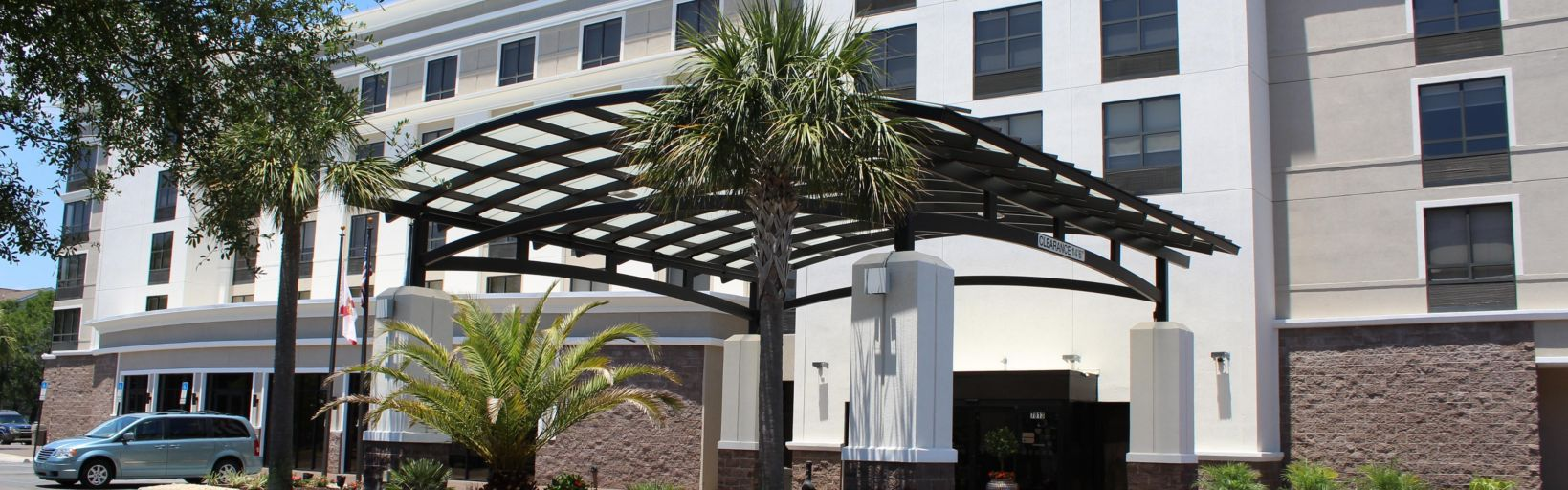 Pensacola Florida Hotel Holiday Inn Pensacola University Hotel