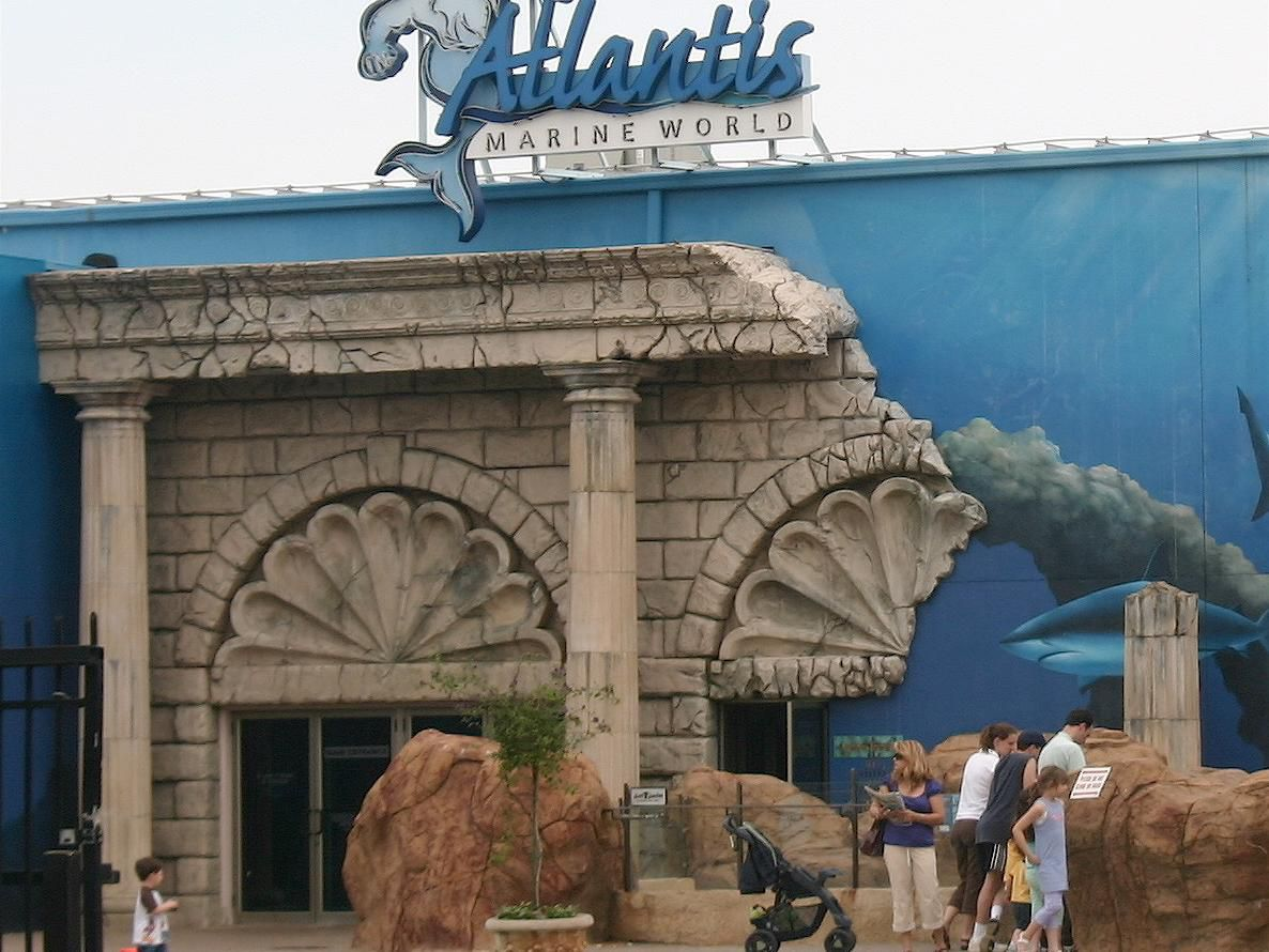 Long Island's one and only aquarium is a 50 minute drive away.