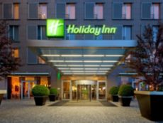 Holiday Inn Prague Congress Centre in Prague, Czech Republic