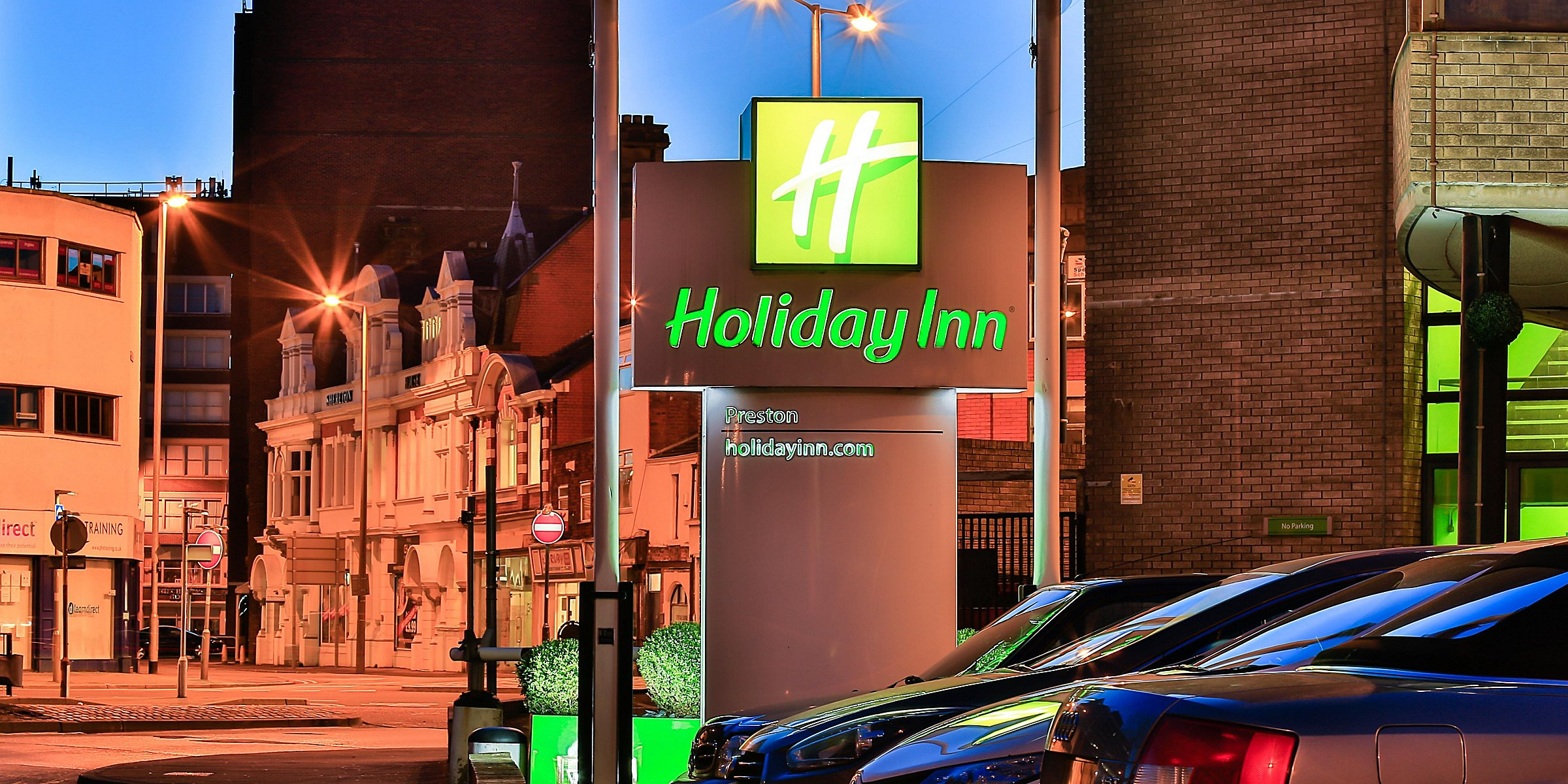 Hotels In Preston City Centre Holiday Inn Preston