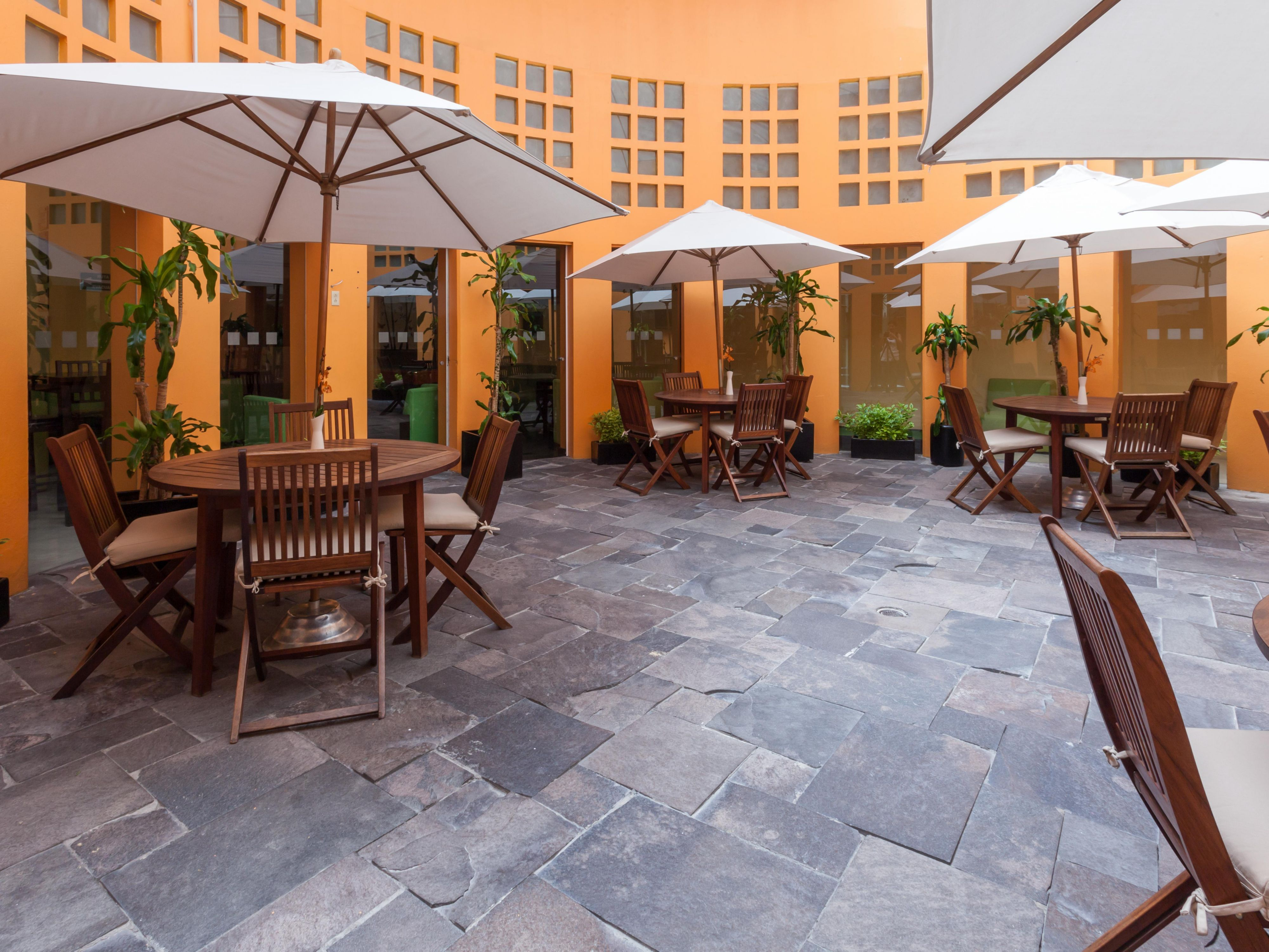 Unwind on our beautiful outdoor Patio