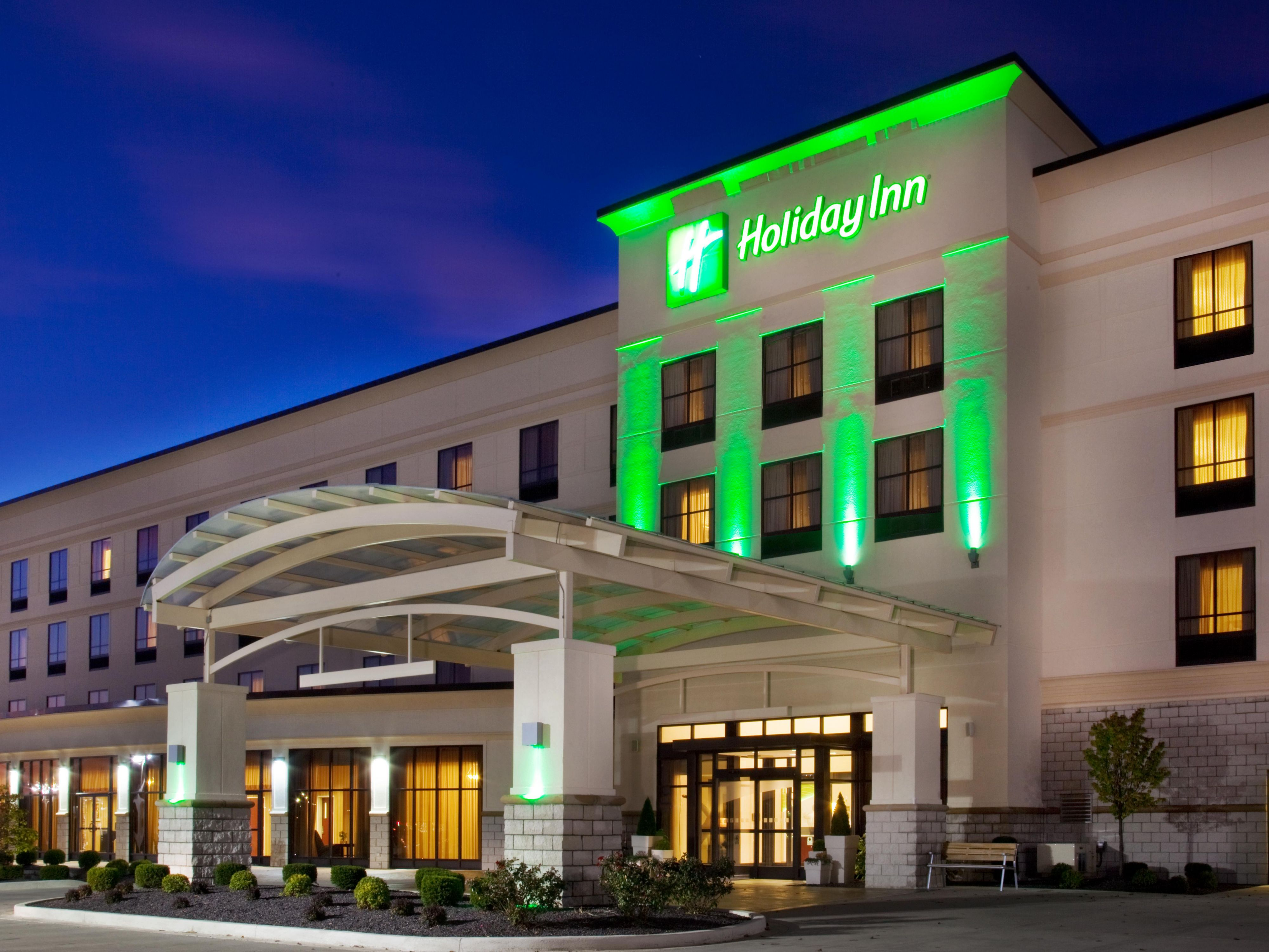 Welcome to Holiday Inn Quincy IL