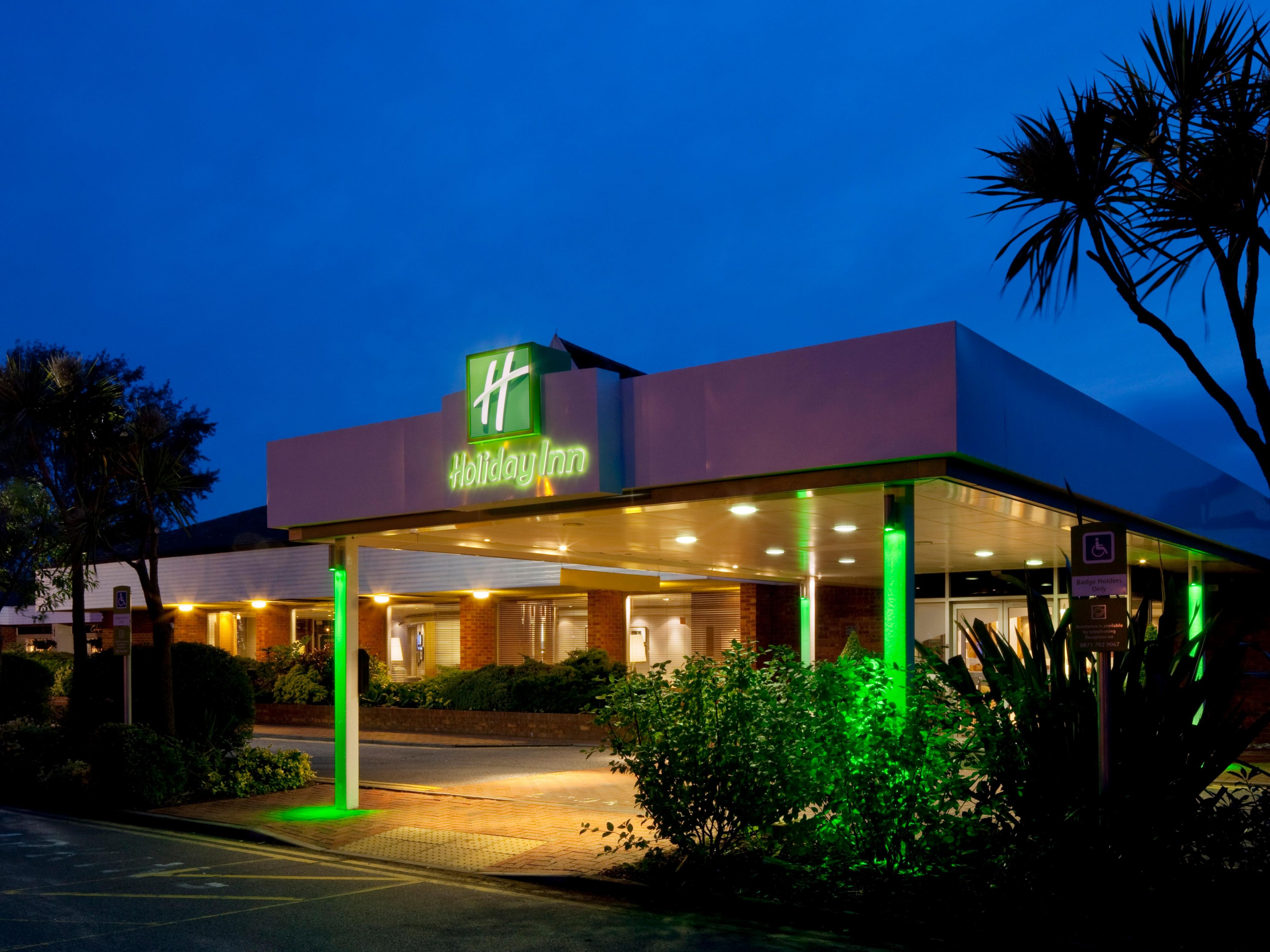 The closest Holiday Inn to Reading town centre.
