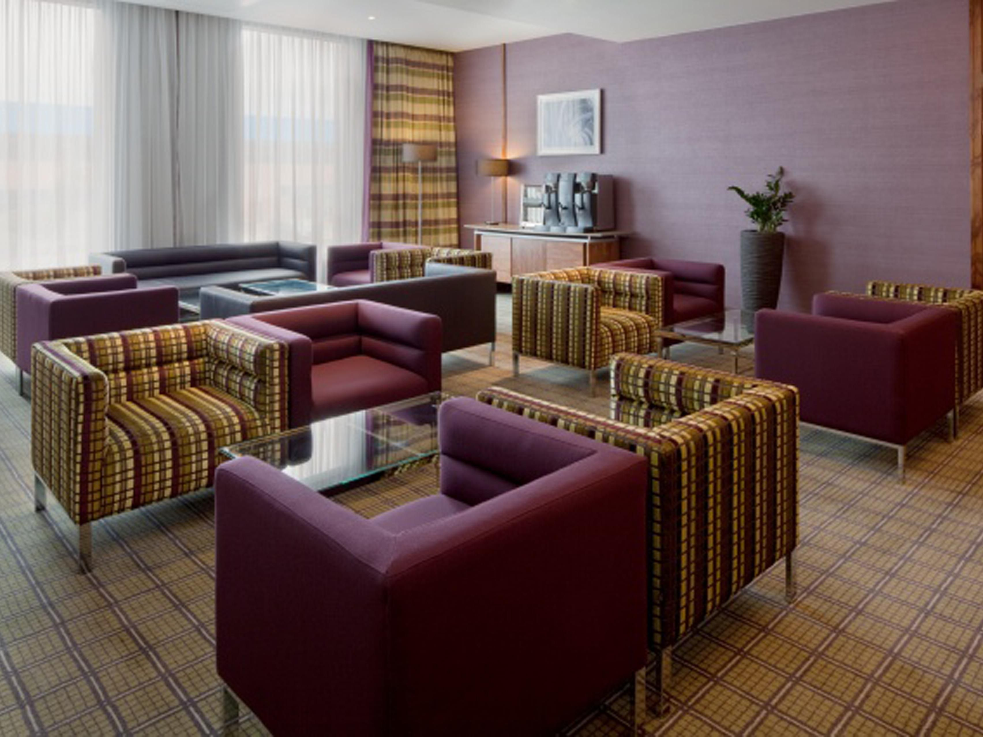 Pre-function Area at the Holiday Inn Reading M4 Jct10