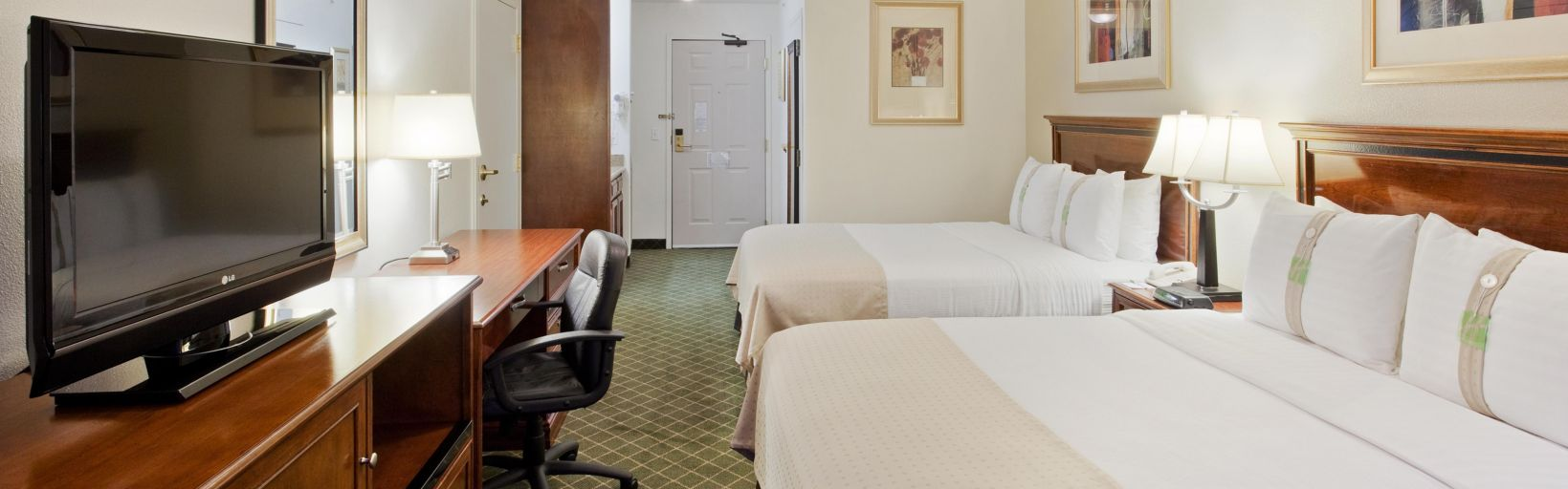 Holiday Inn Redding Hotel By Ihg