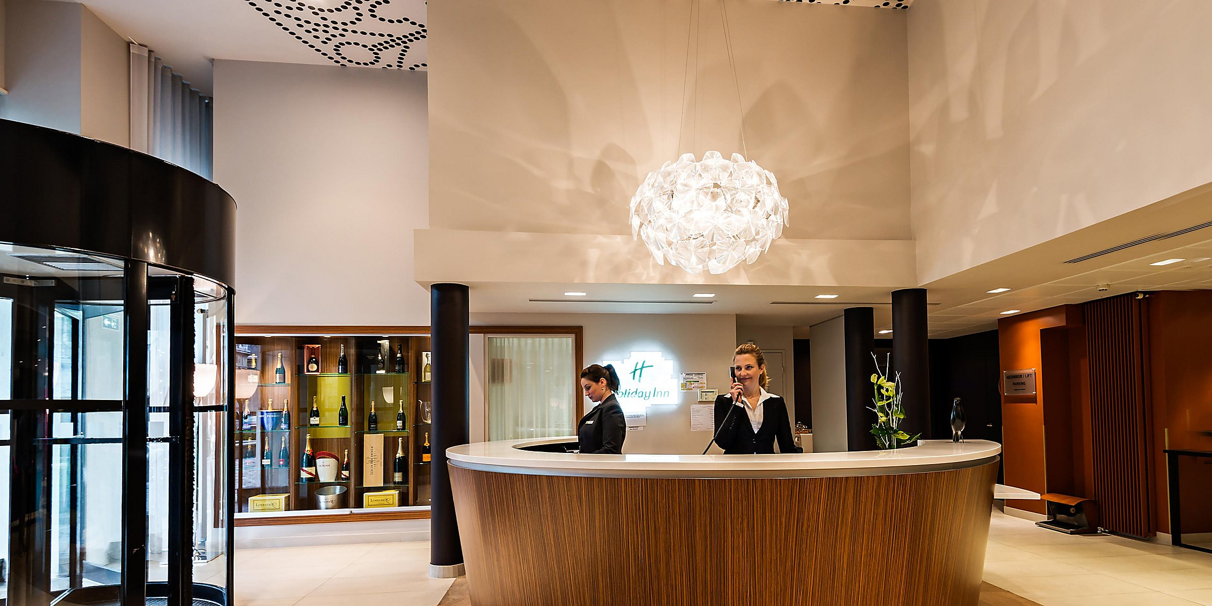 Hotel Near Cathedral Holiday Inn Reims City Centre