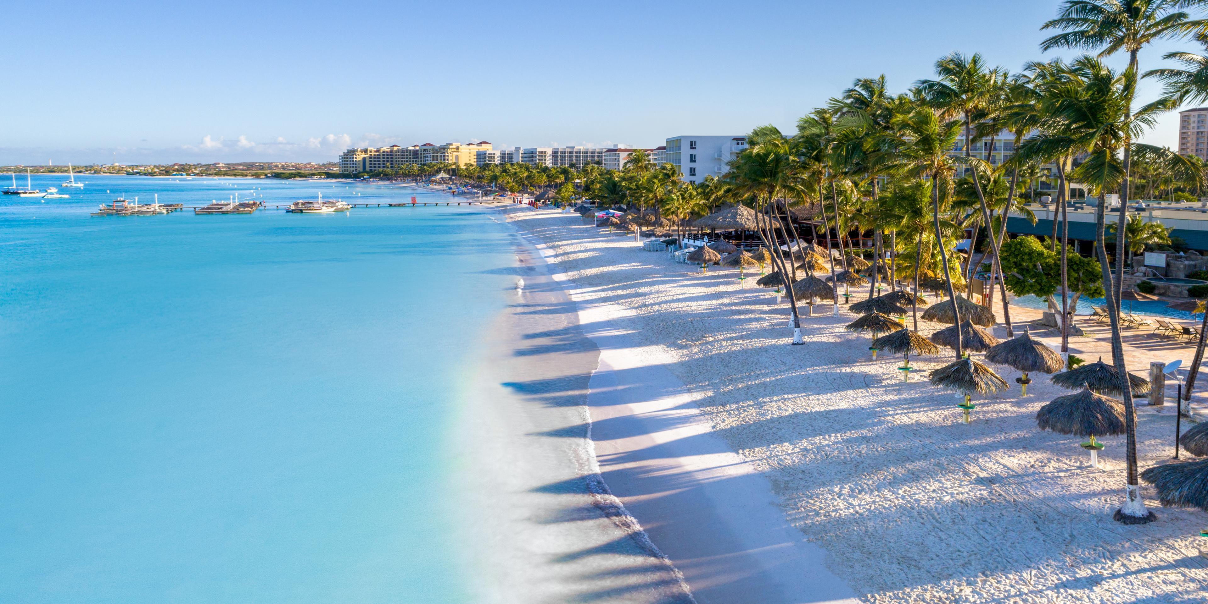Find Aruba Hotels