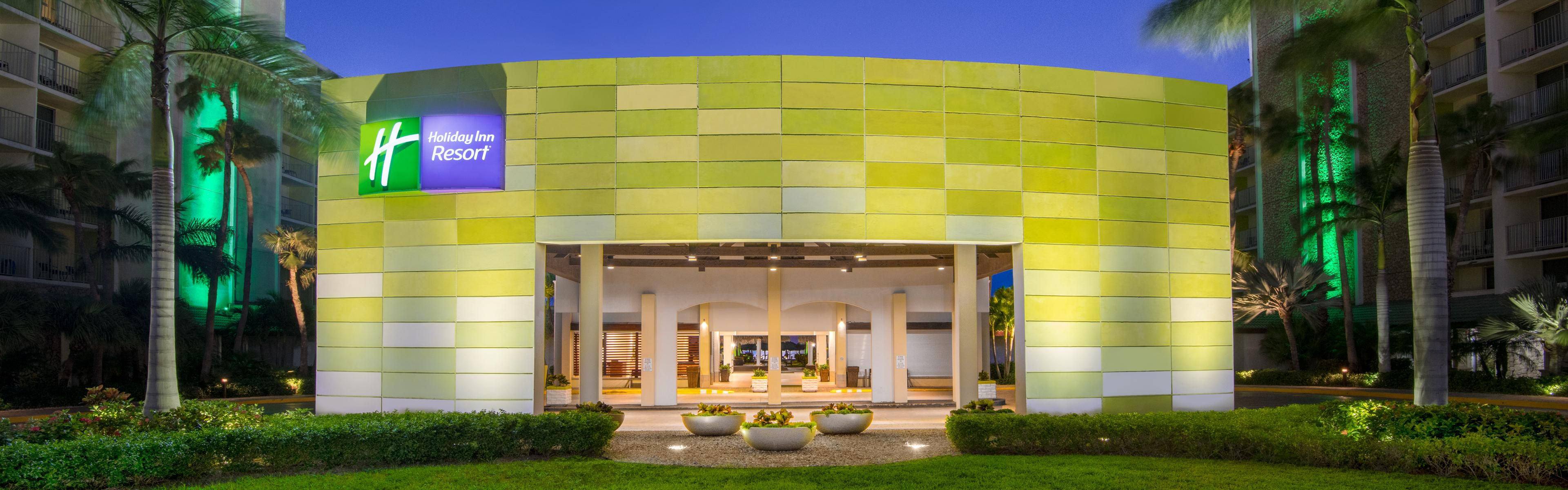 Holiday Inn Resort Aruba Beach