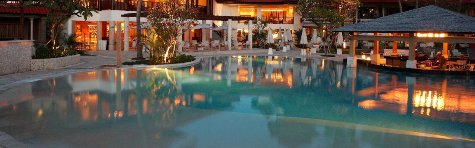 Holiday Inn Resort R Baruna Bali Hotel Exterior