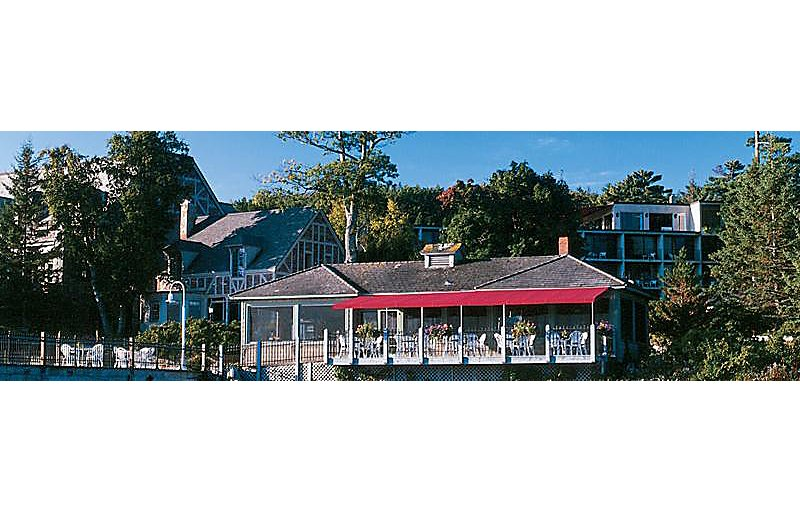 Restaurants Near Holiday Inn Resort Bar Harbor Acadia Natl