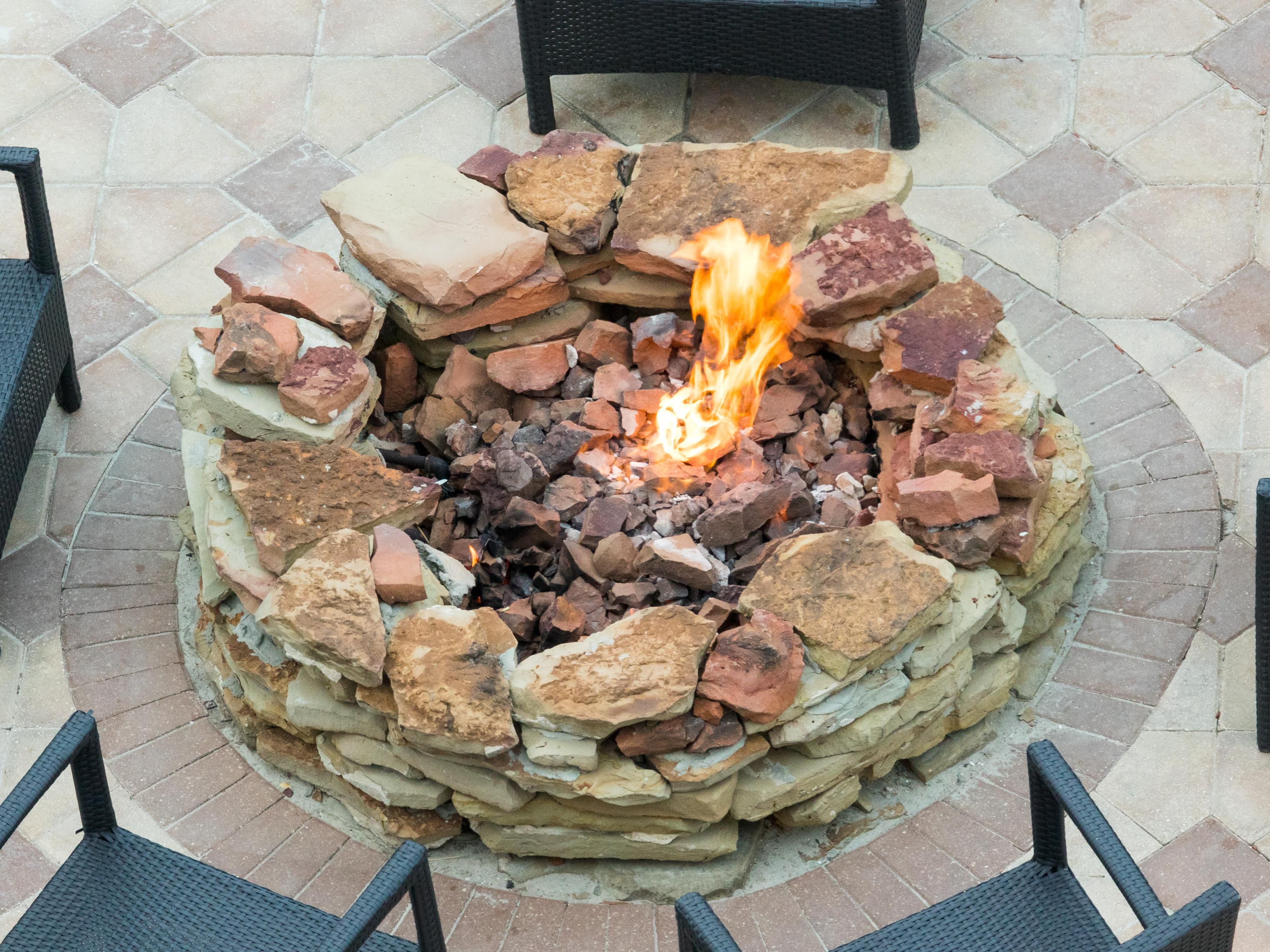 Two Ocean Front Fire Pits