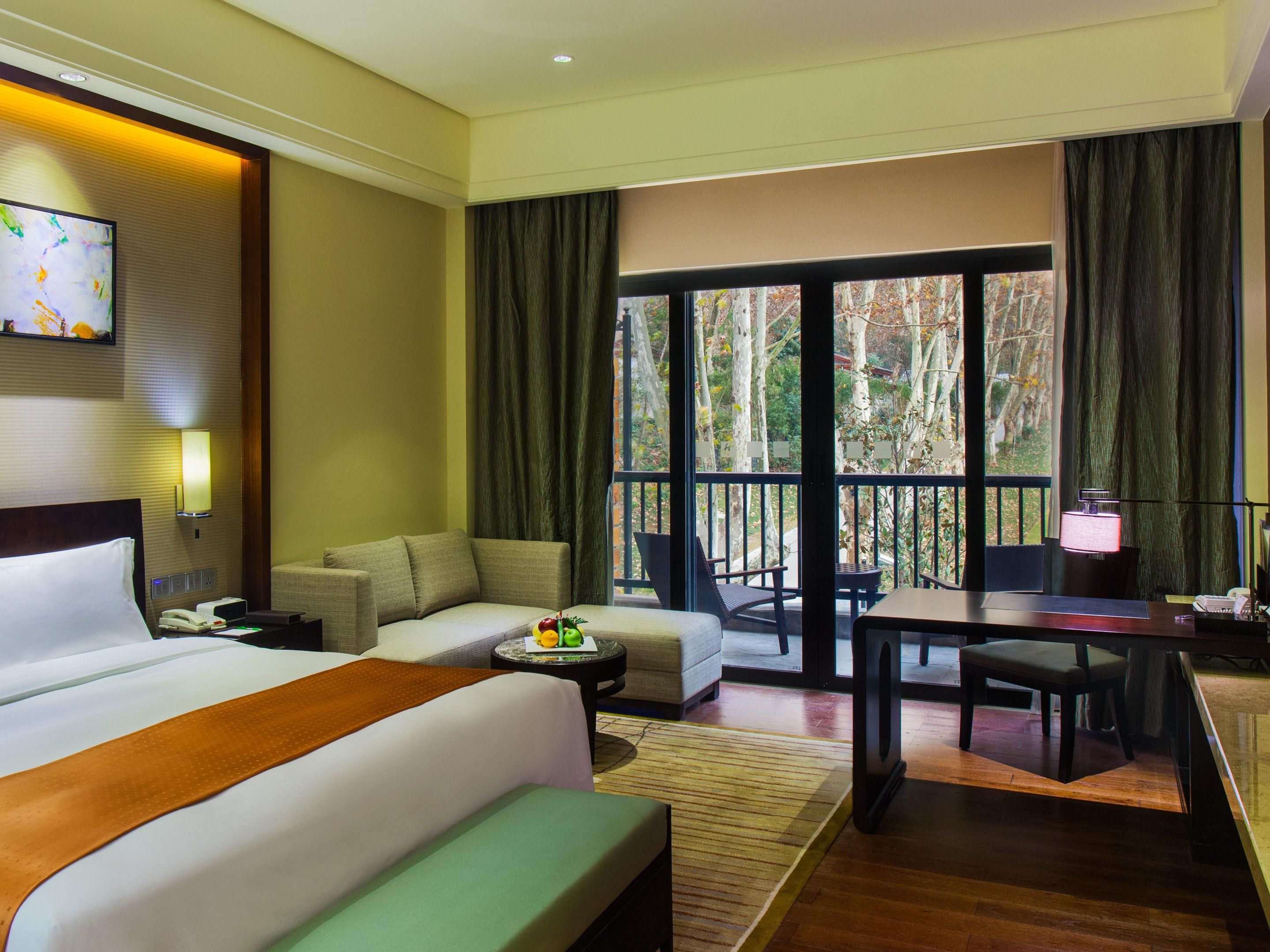 Holiday Inn Resort Chaohu Hot Spring Single Bed Superior Room