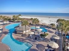 Holiday Inn Resort Beach House in Hilton Head, South Carolina