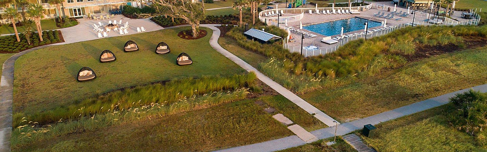 Jekyll Island Hotels   Holiday Inn Resort Jekyll Island