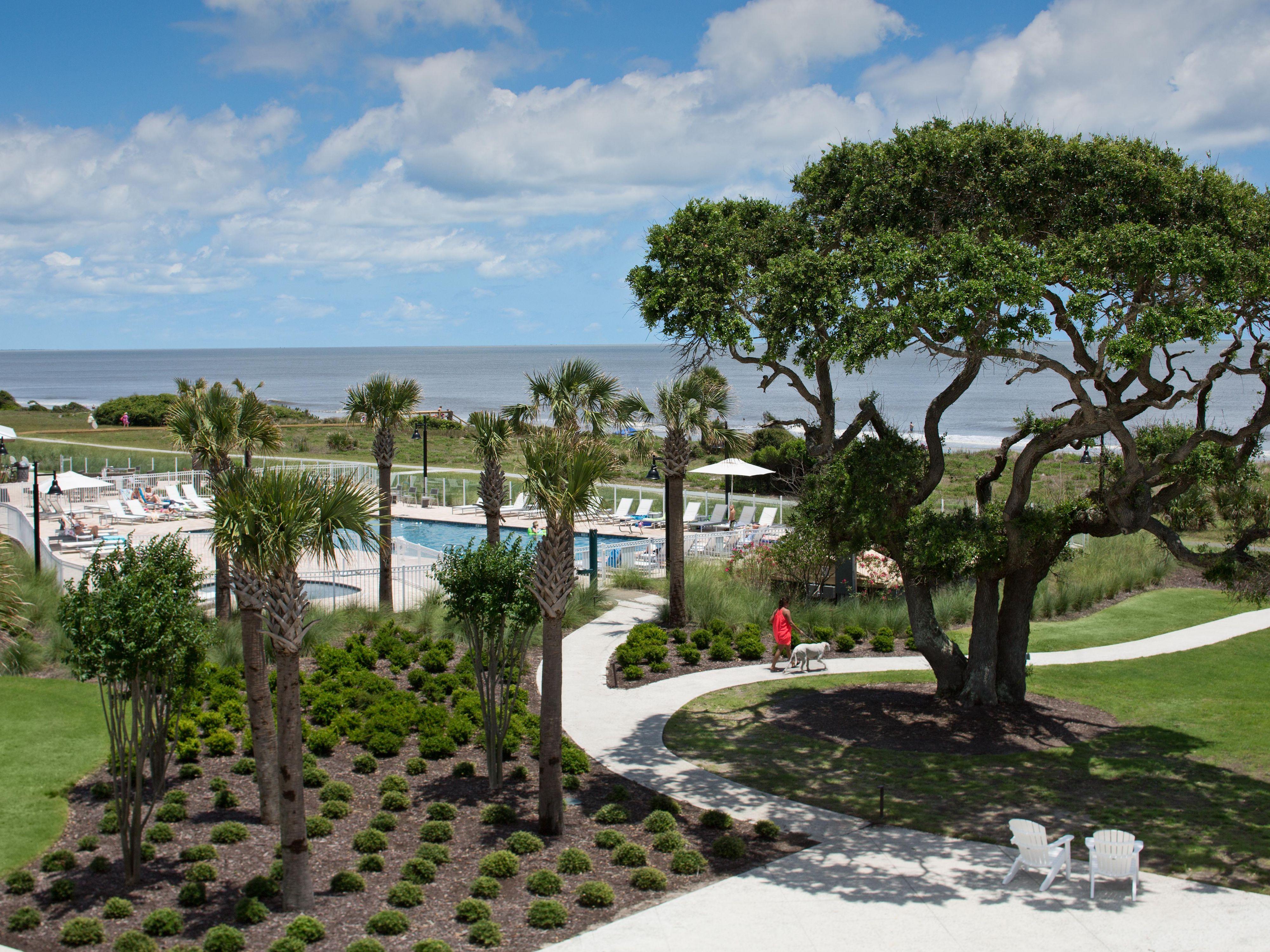 Jekyll Island Hotels >> Jekyll Island Hotels Holiday Inn Resort Jekyll Island