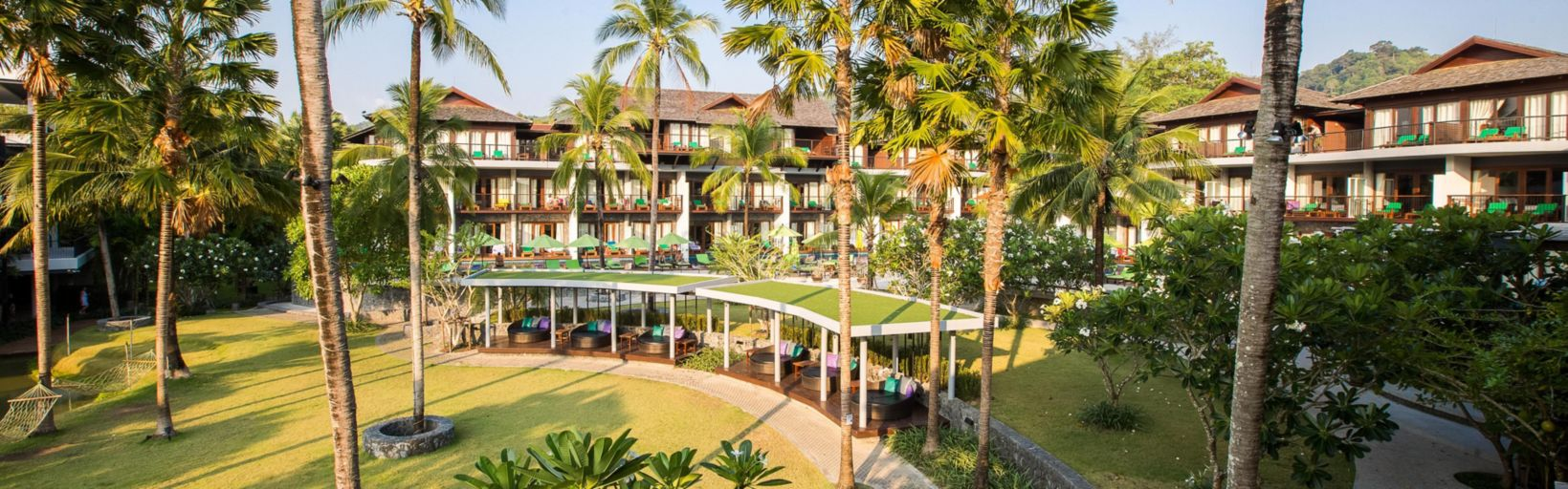 Hotel Garden Welcome To Holiday Inn Resort Krabi Ao Nang Beach
