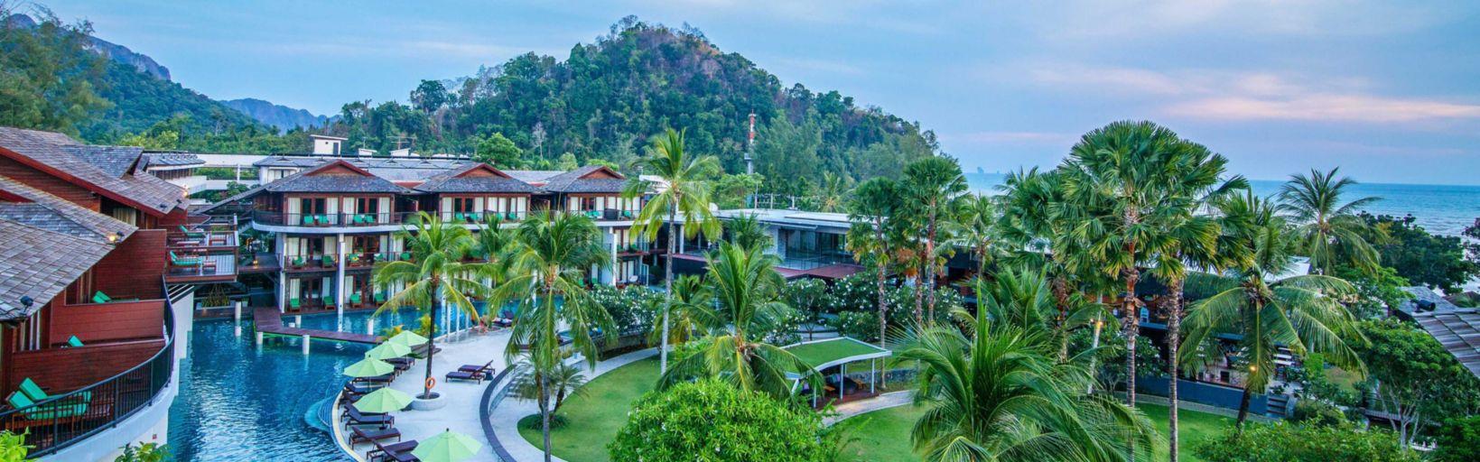 Hotel Garden Welcome To Holiday Inn Resort Krabi Ao Nang Beach