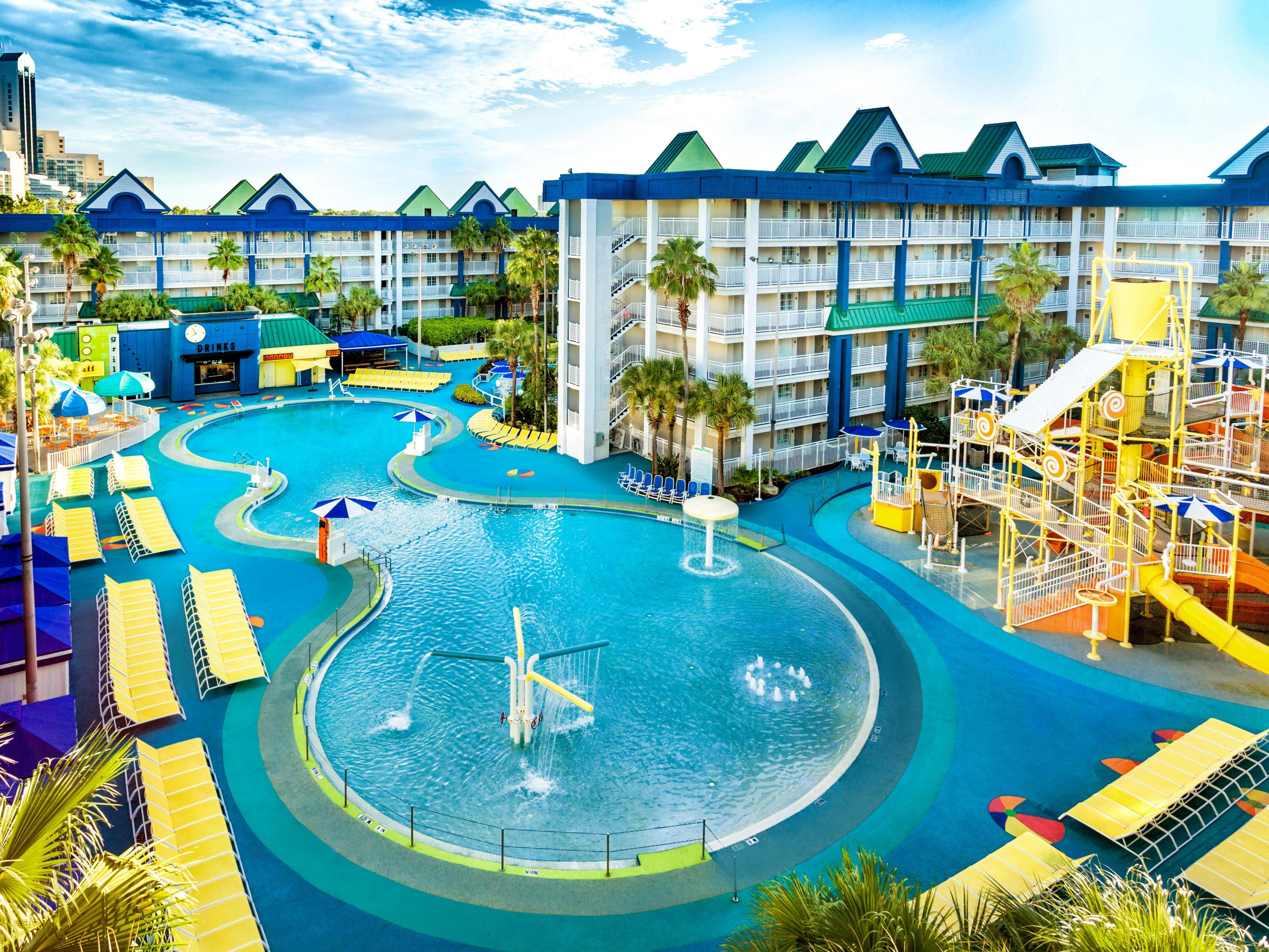 Holiday inn resort orlando suites waterpark hotel by ihg 5 bedroom resorts in orlando fl