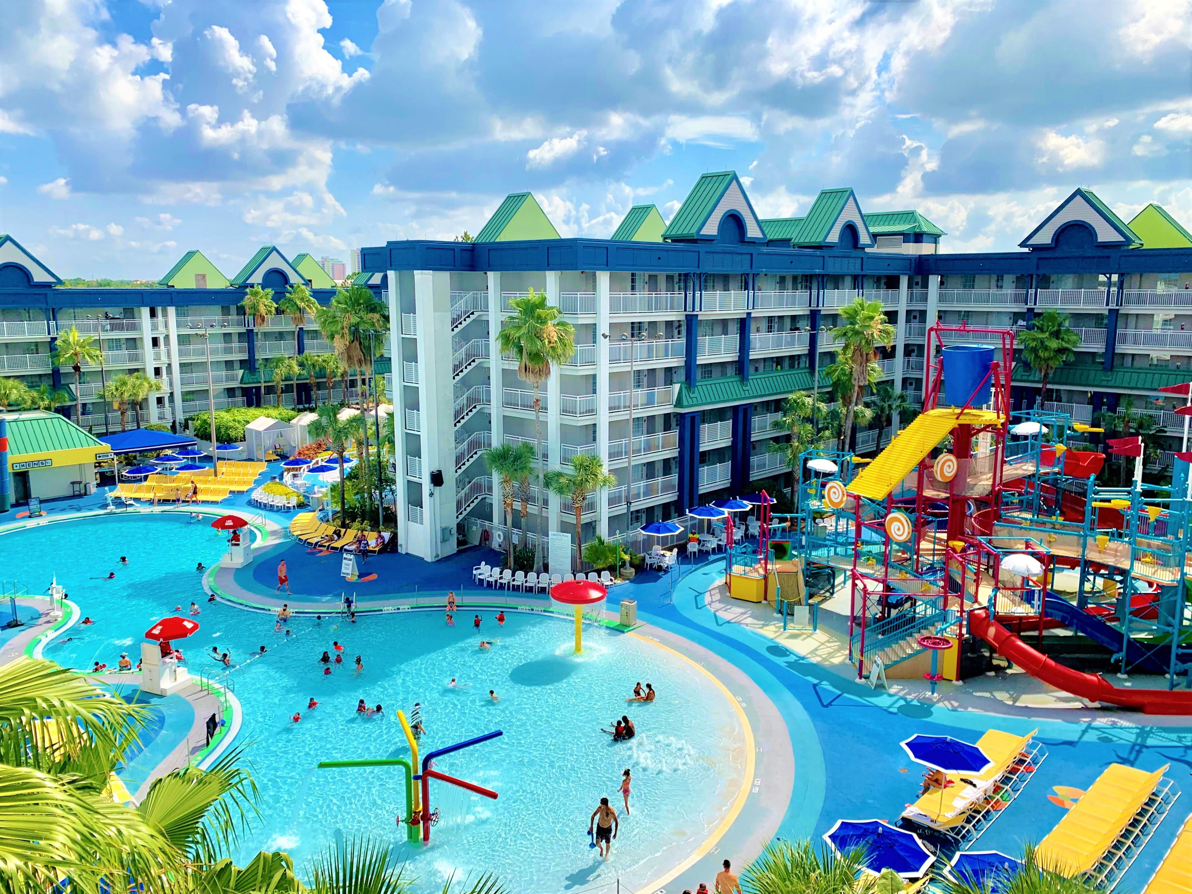 Holiday Inn Resort Orlando Suites - Waterpark Hotel by IHG