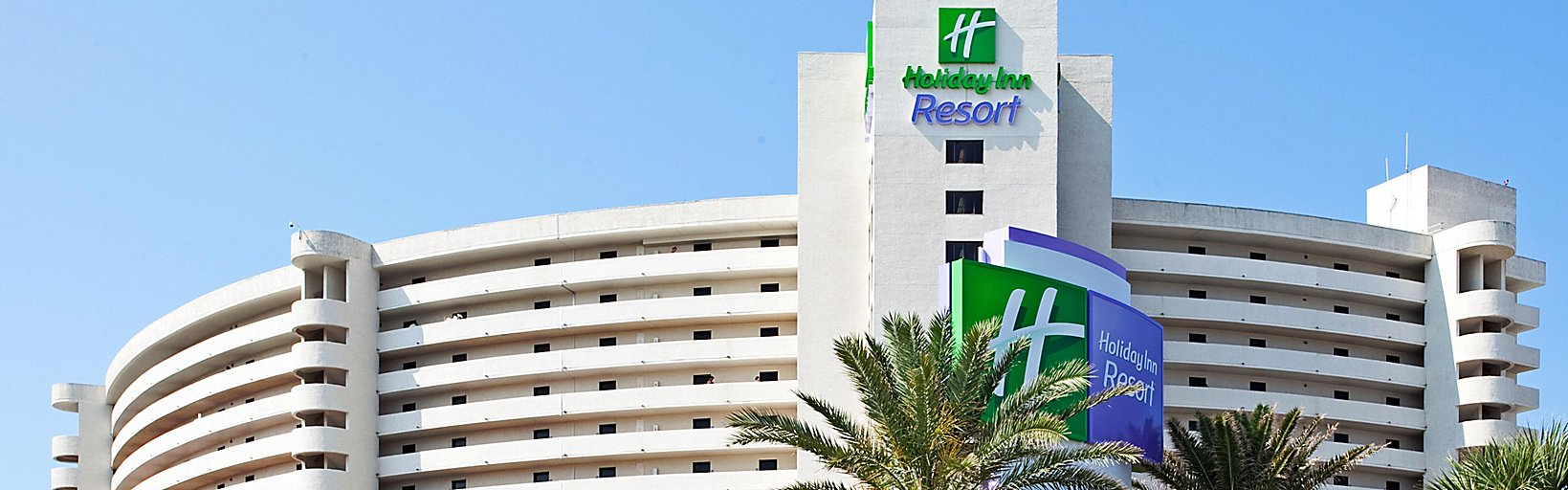 Panama City Beach Hotels >> Holiday Inn Resort Panama City Beach Hotel By Ihg