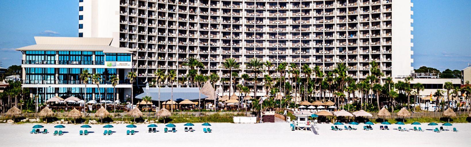 Holiday Inn Resort Panama City Beach Directly On The Gulf Of Mexic