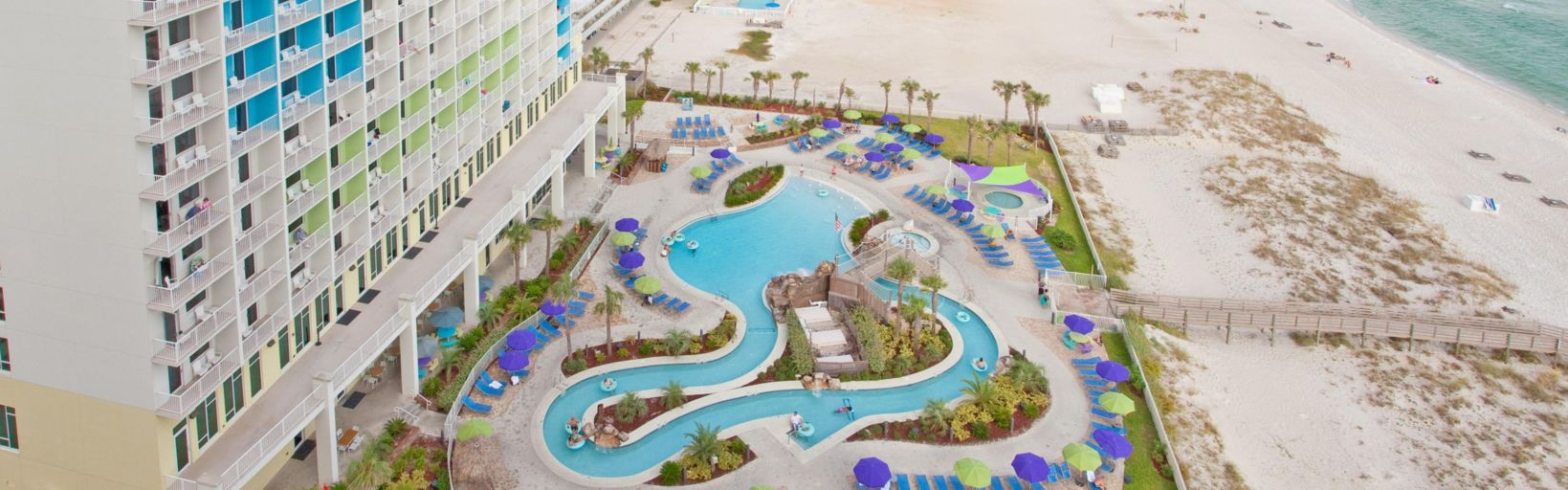 Holiday Inn Resort Pensacola Beach 39 S Heated Pool And
