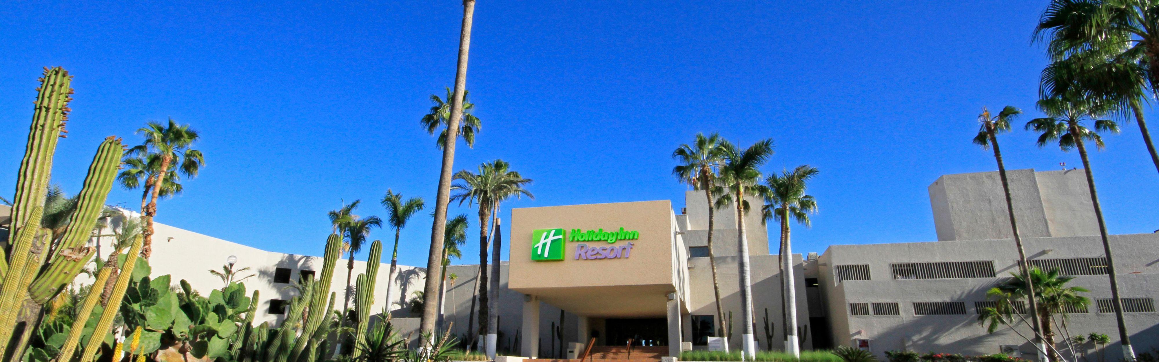 Entrance All Inclusive Los Cabos Resort