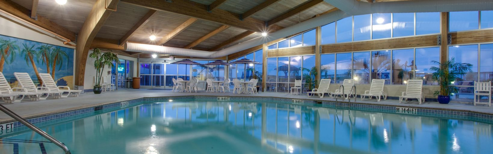 Wrightsville Beach Hotels Indoor Pool