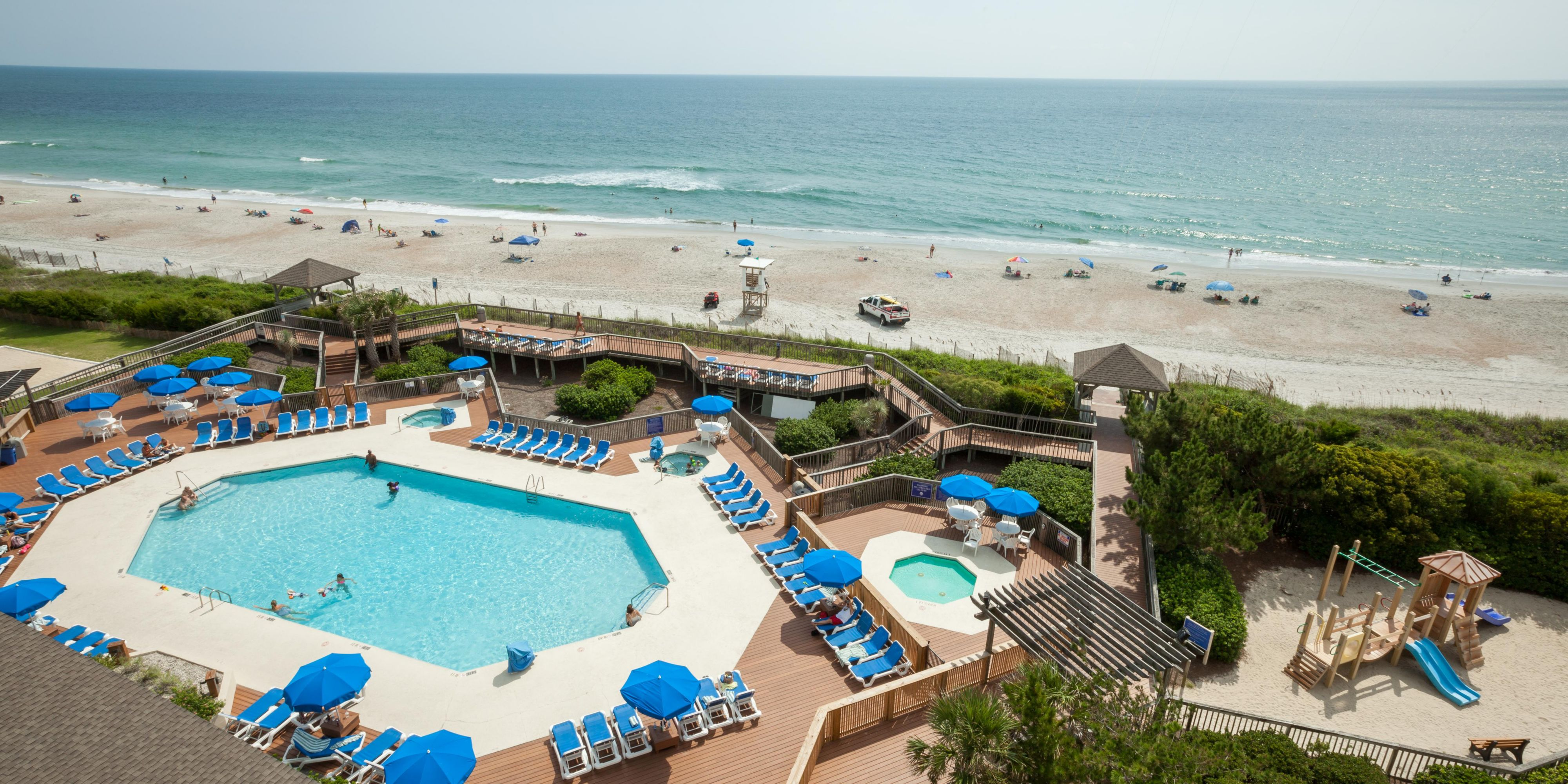 Holiday Inn Resort Wilmington E Wrightsville Bch Hotel By Ihg