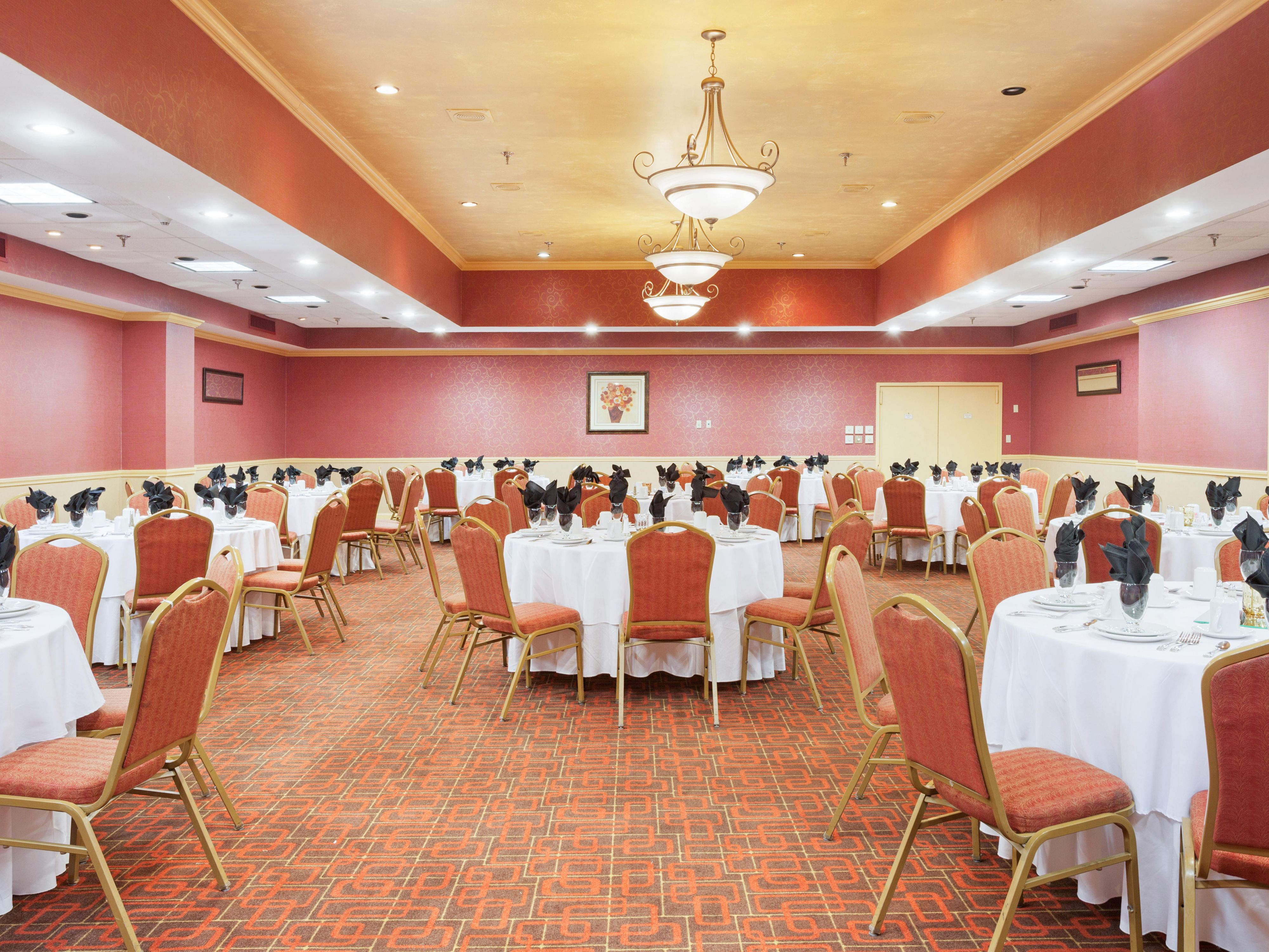 Ballroom - Corporate events for up to 150 people
