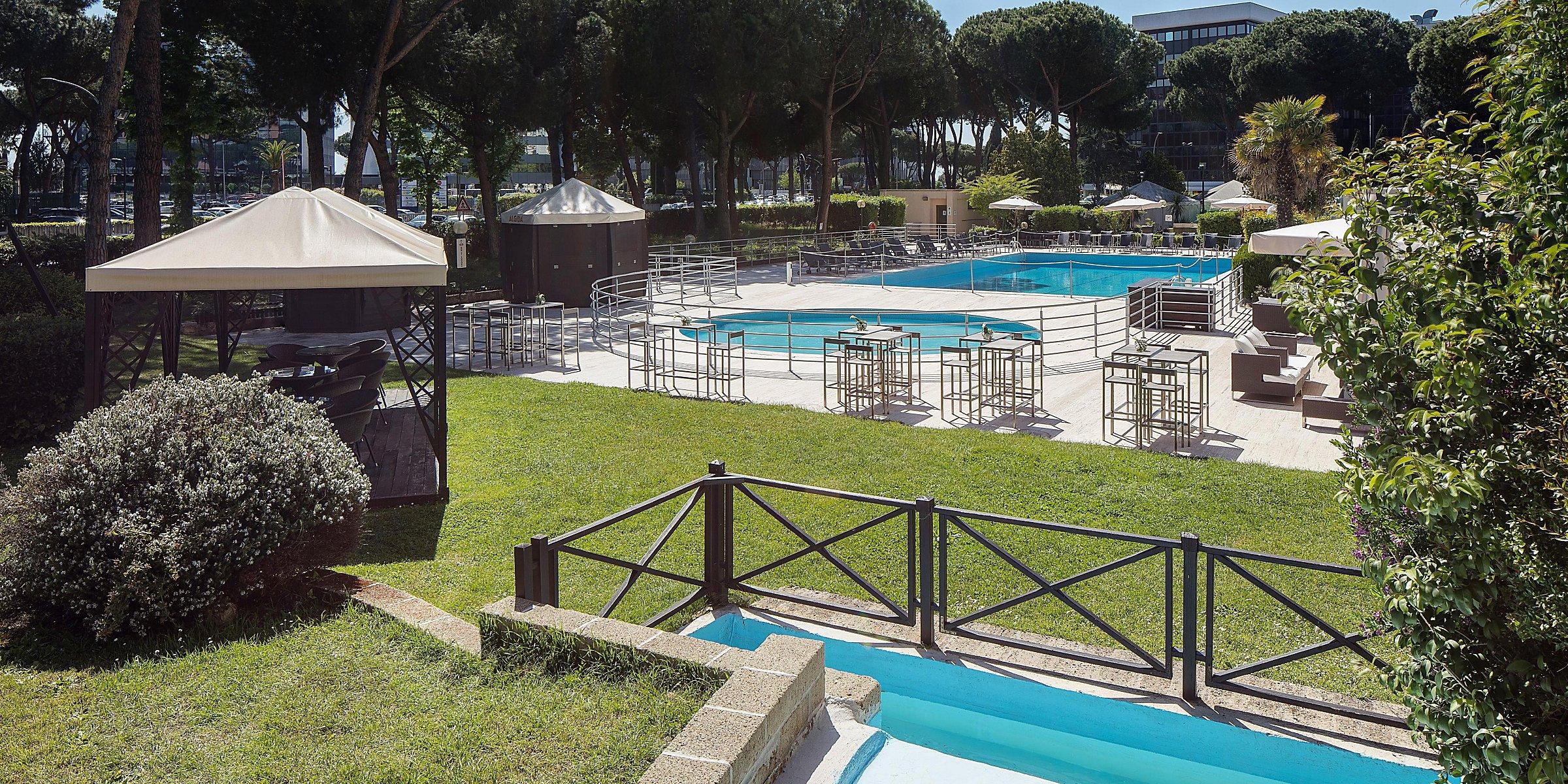 Business Hotel Holiday Inn Rome Eur Parco Dei Medici