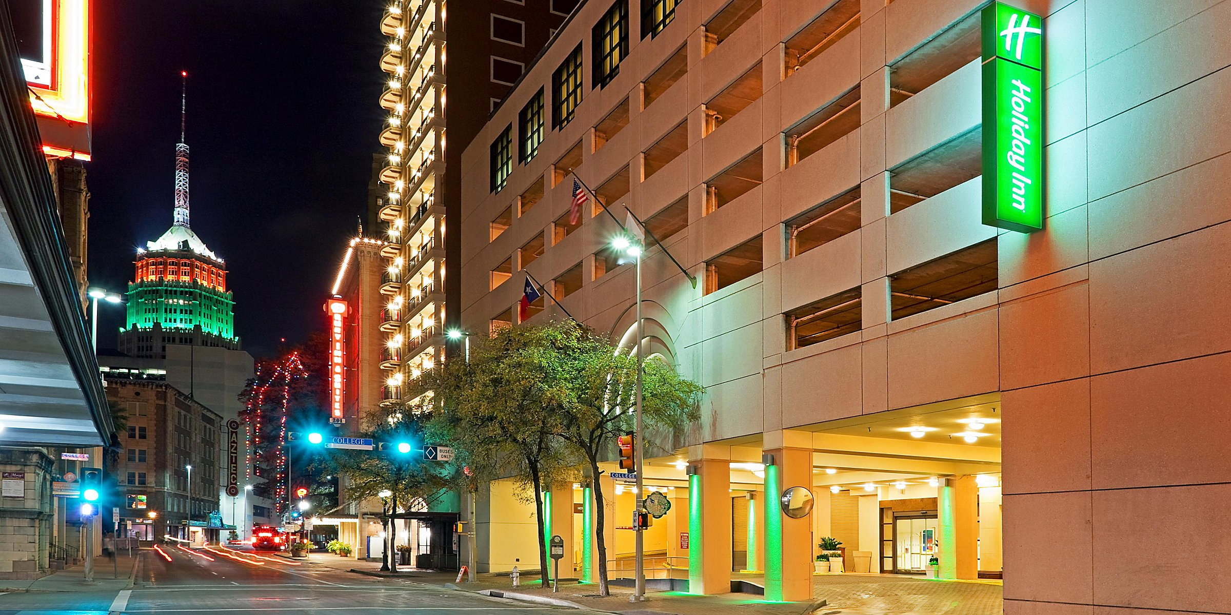 Holiday Inn San Antonio Riverwalk Hotel | Book Direct & Save